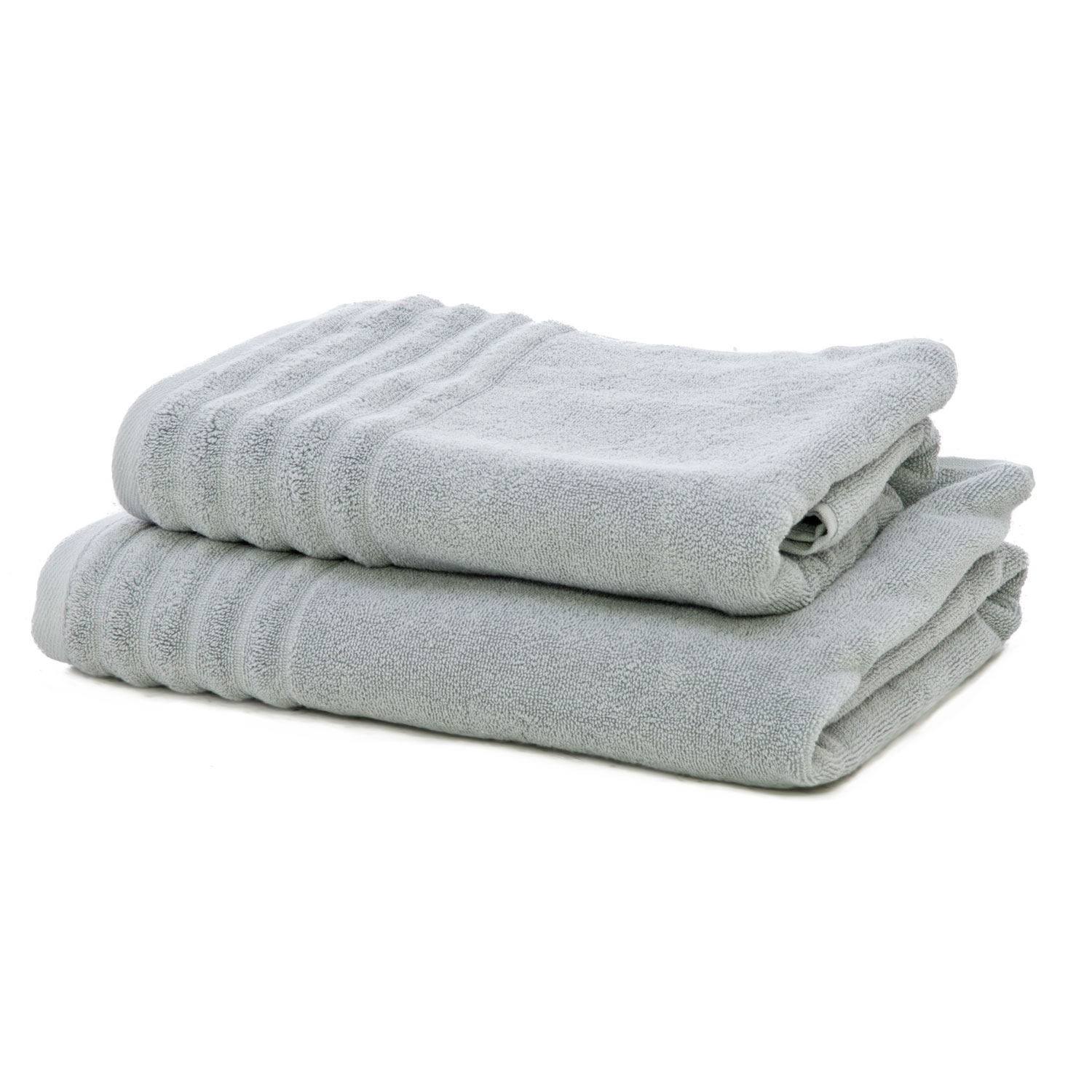 Image of Casa Everyday Hand Towel, Silver