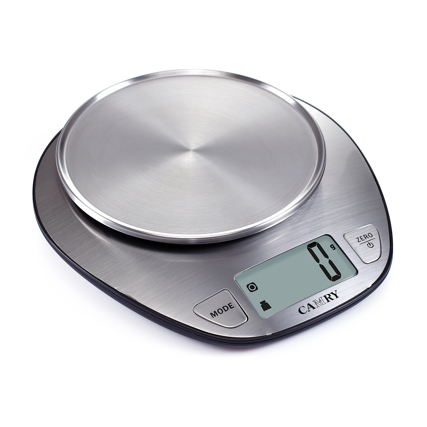 Image of Casa Digital Stainless Steel Scale