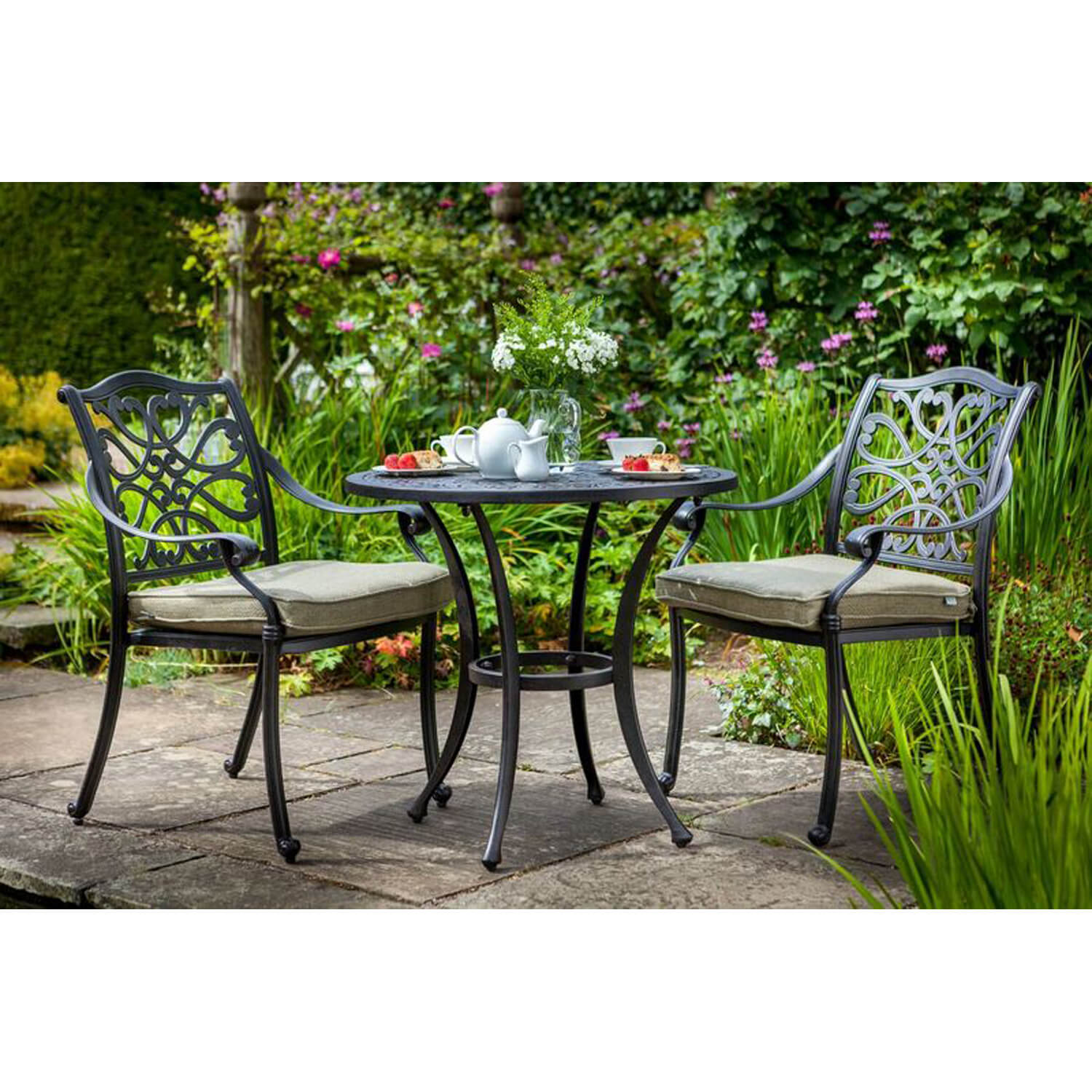 hartman amalfi outdoor bistro set. Black Bedroom Furniture Sets. Home Design Ideas