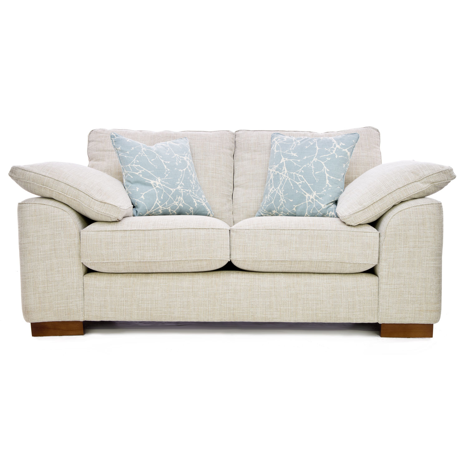 Image of Casa Blaise 2 Seater Fabric Sofa