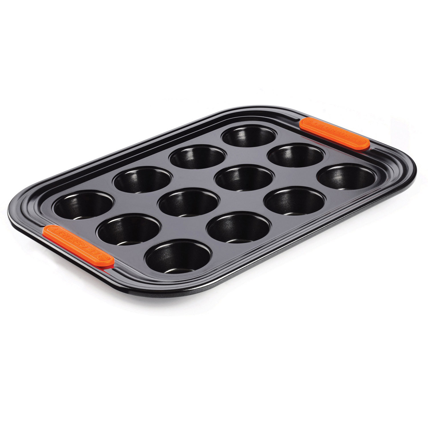 Image of Le Creuset 12 Cup Muffin Tray