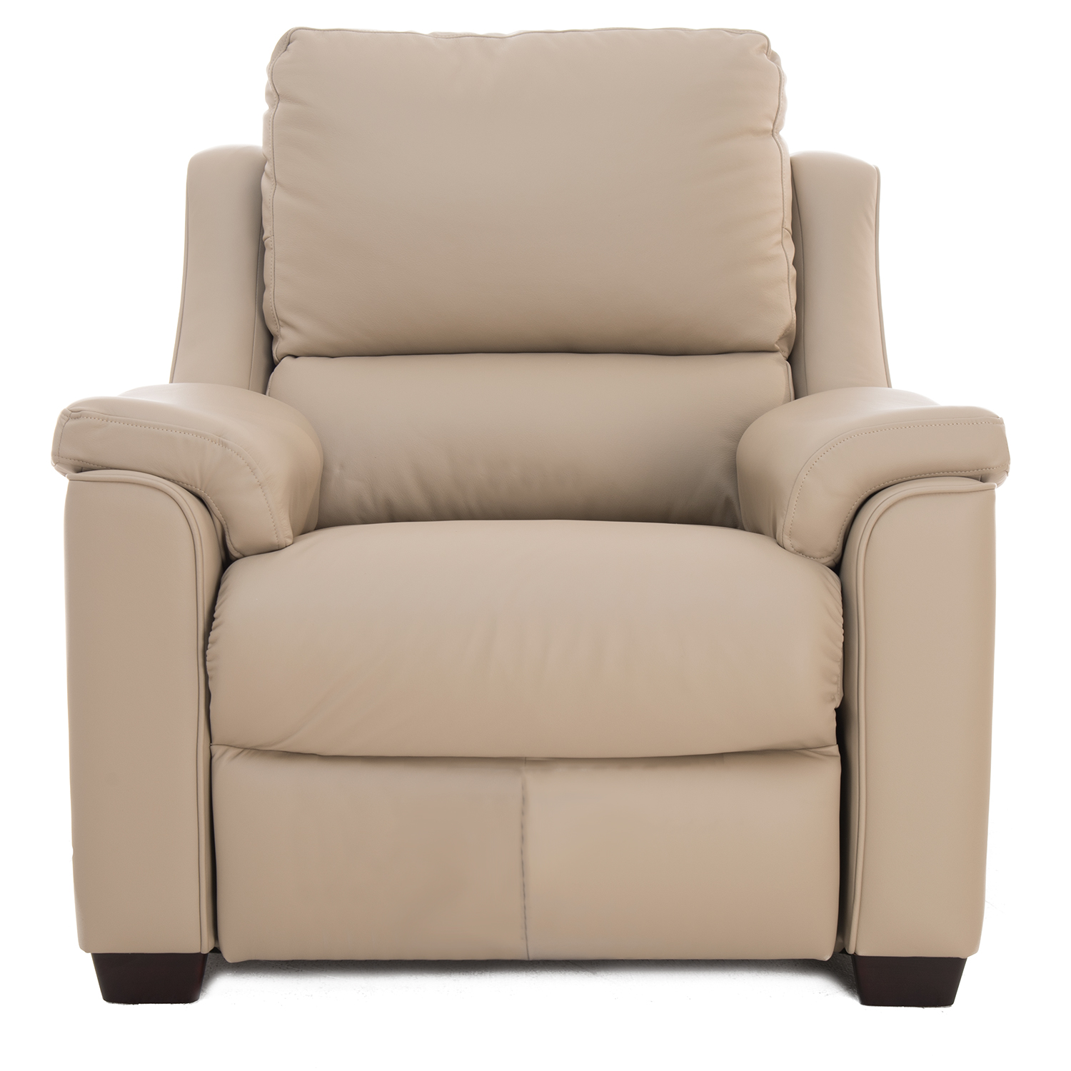 Image of Parker Knoll Albany Power Recliner Leather Armchair