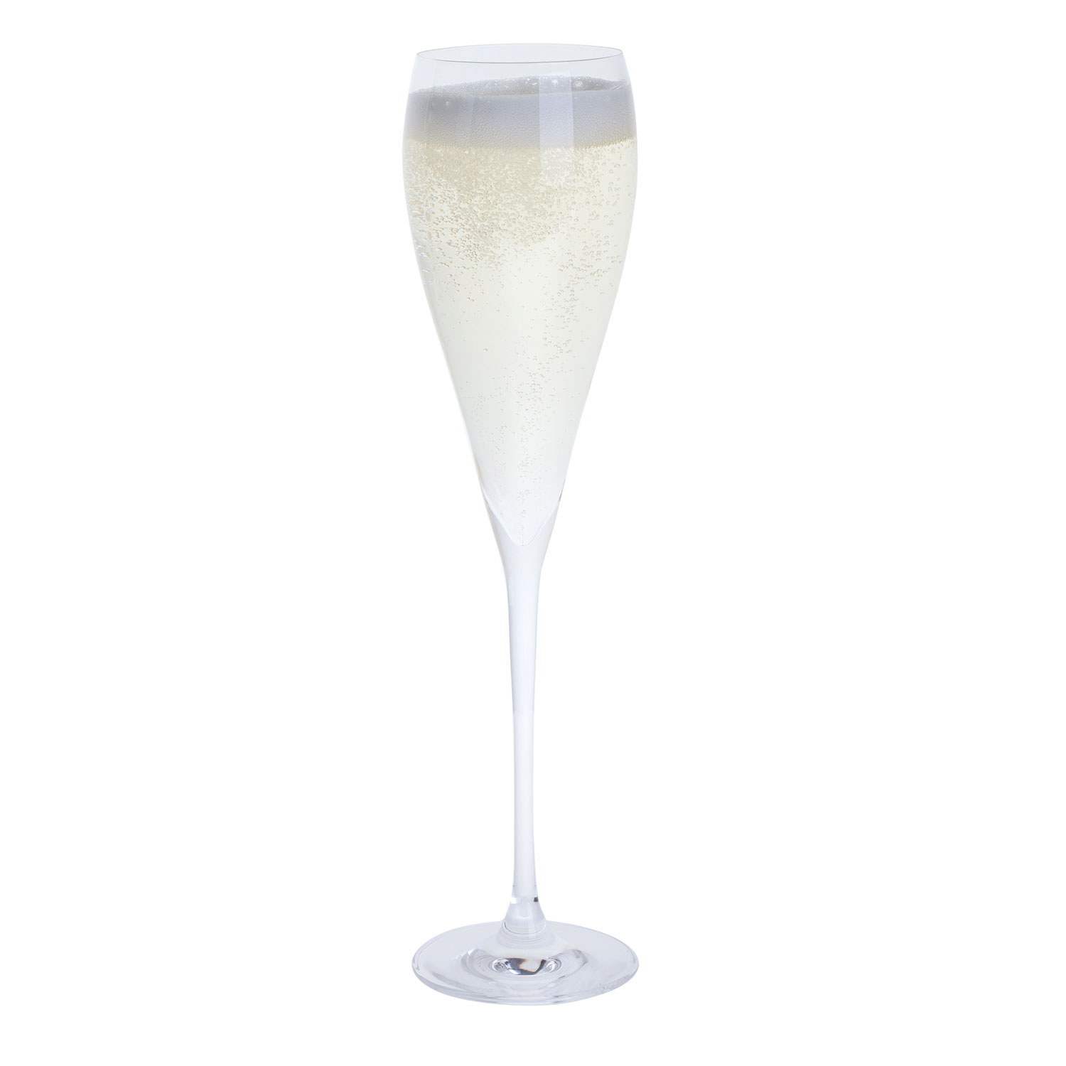 Image of Dartington Crystal Just The One Prosecco Glass, Clear