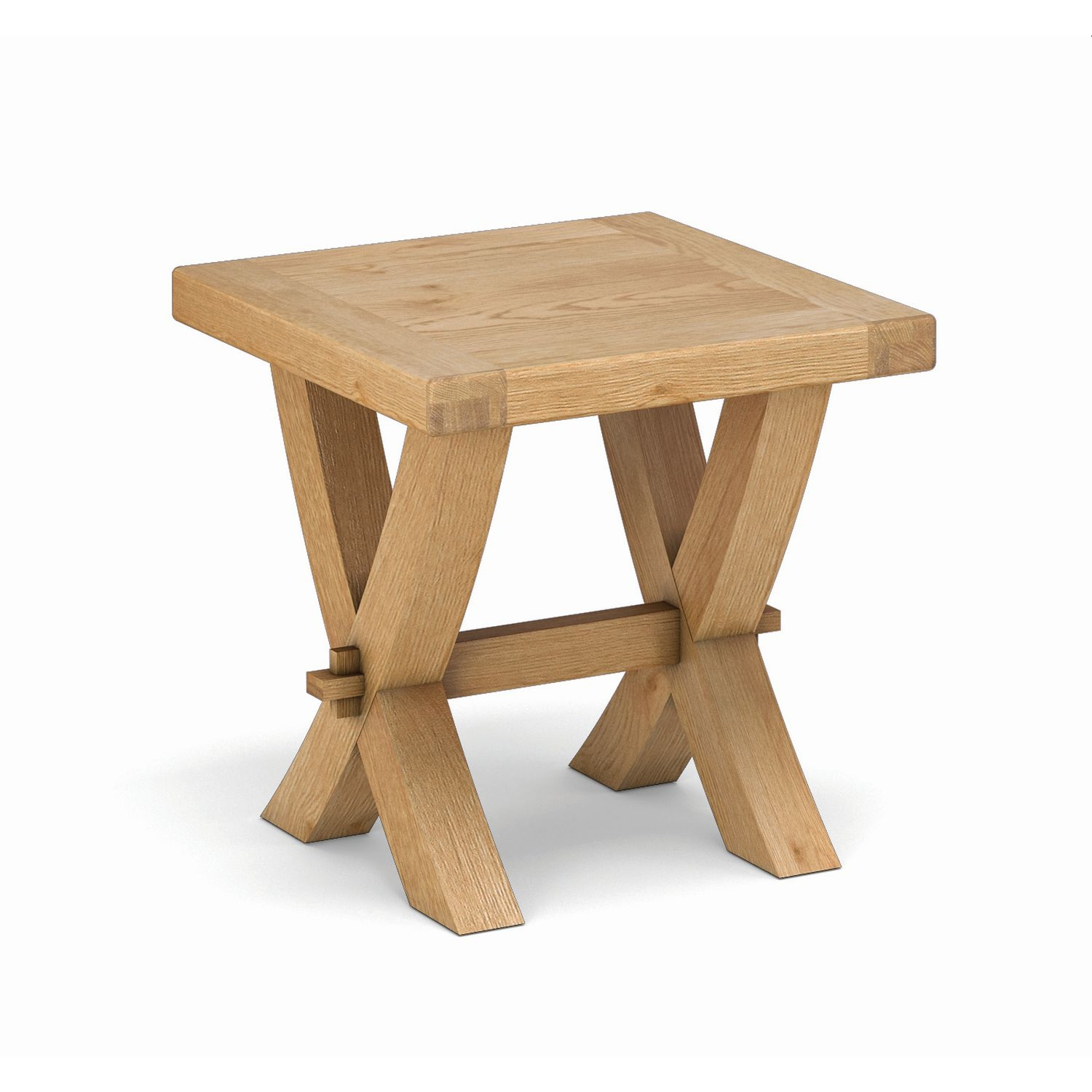 Image of Fairford Cross Leg Side Table