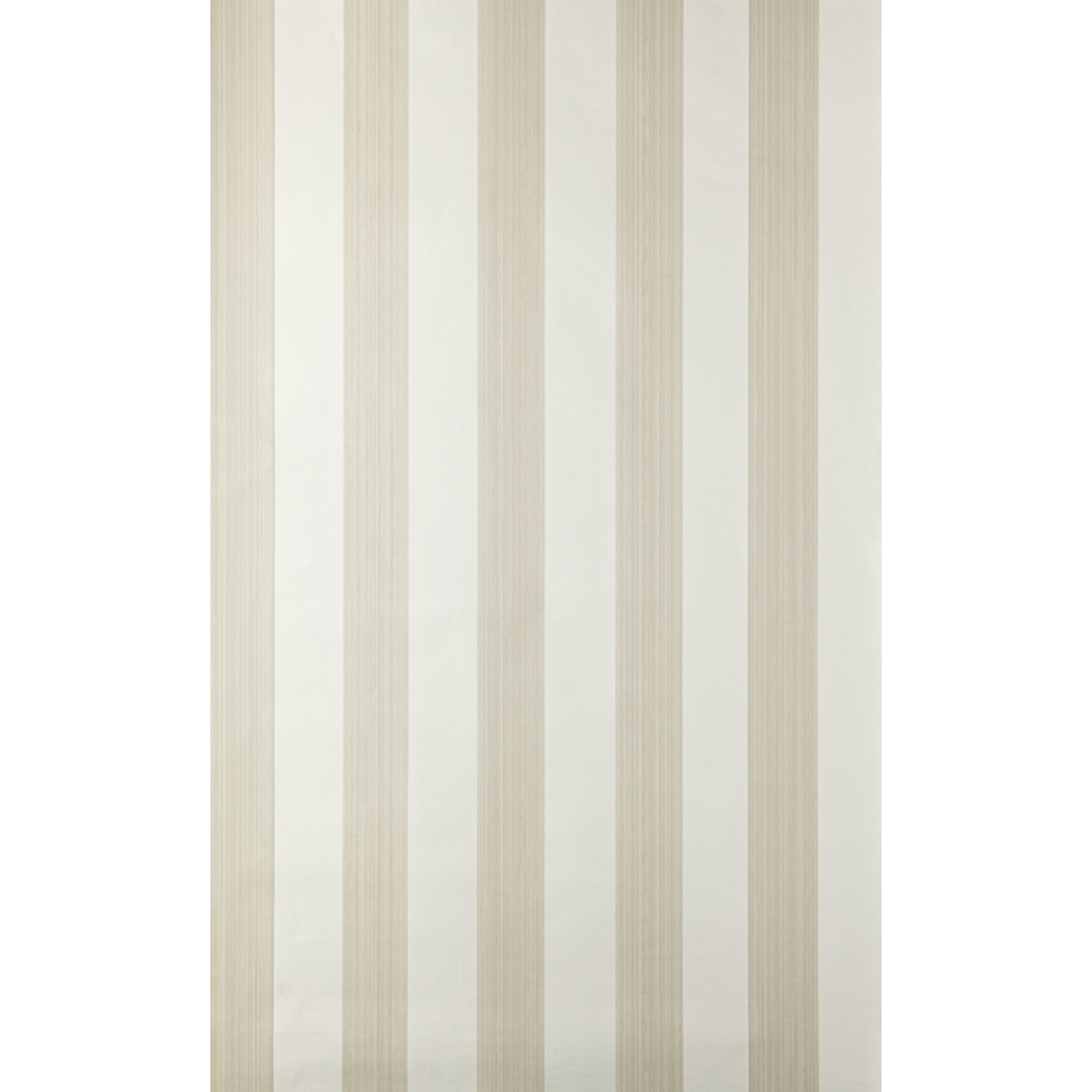 Image of Farrow And Ball 5 Stripe Wallpaper 6-12, Beige