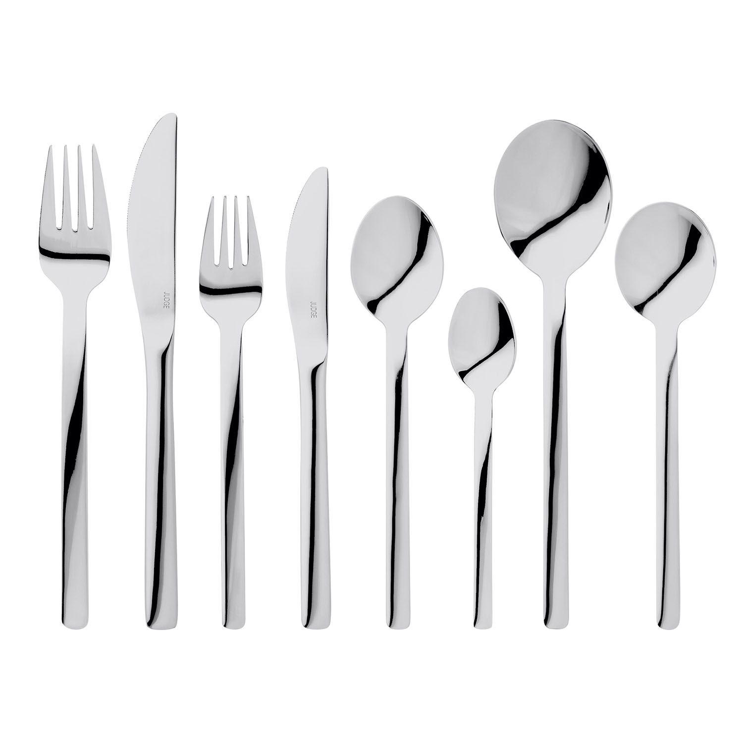 Image of Judge Windsor Stainless Steel 58 Piece Cutlery Set