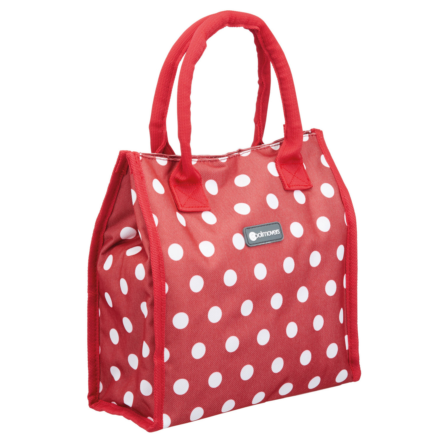 Image of Kitchencraft 4l Tote Cool Bags, Red
