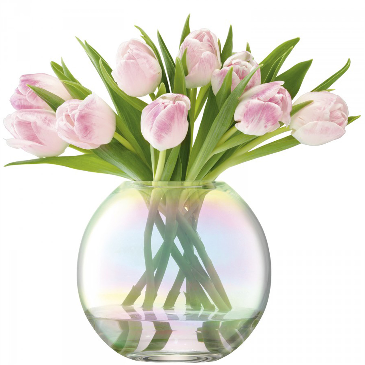 LSA Pearl Vase, 17cm