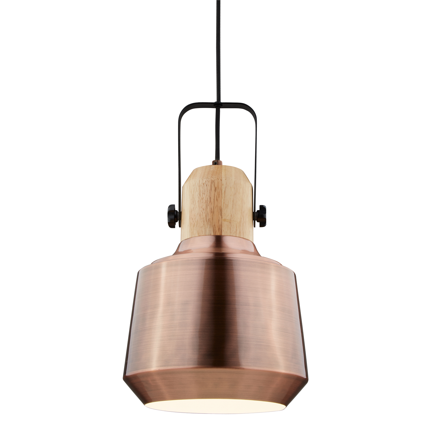 Lighting Collection Ceiling Pendant Light Copper