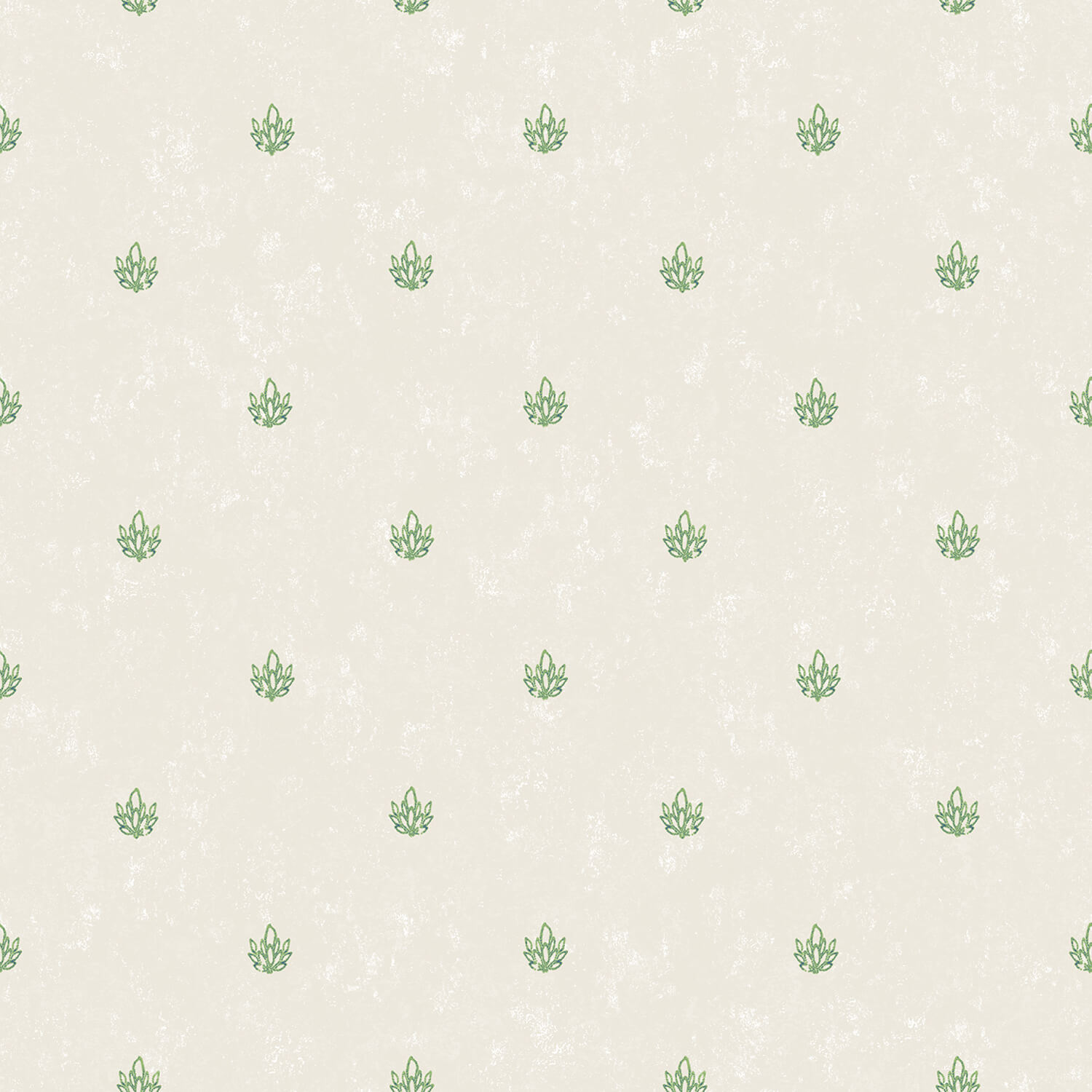 Image of Galerie Classic Print Wallpaper, Green