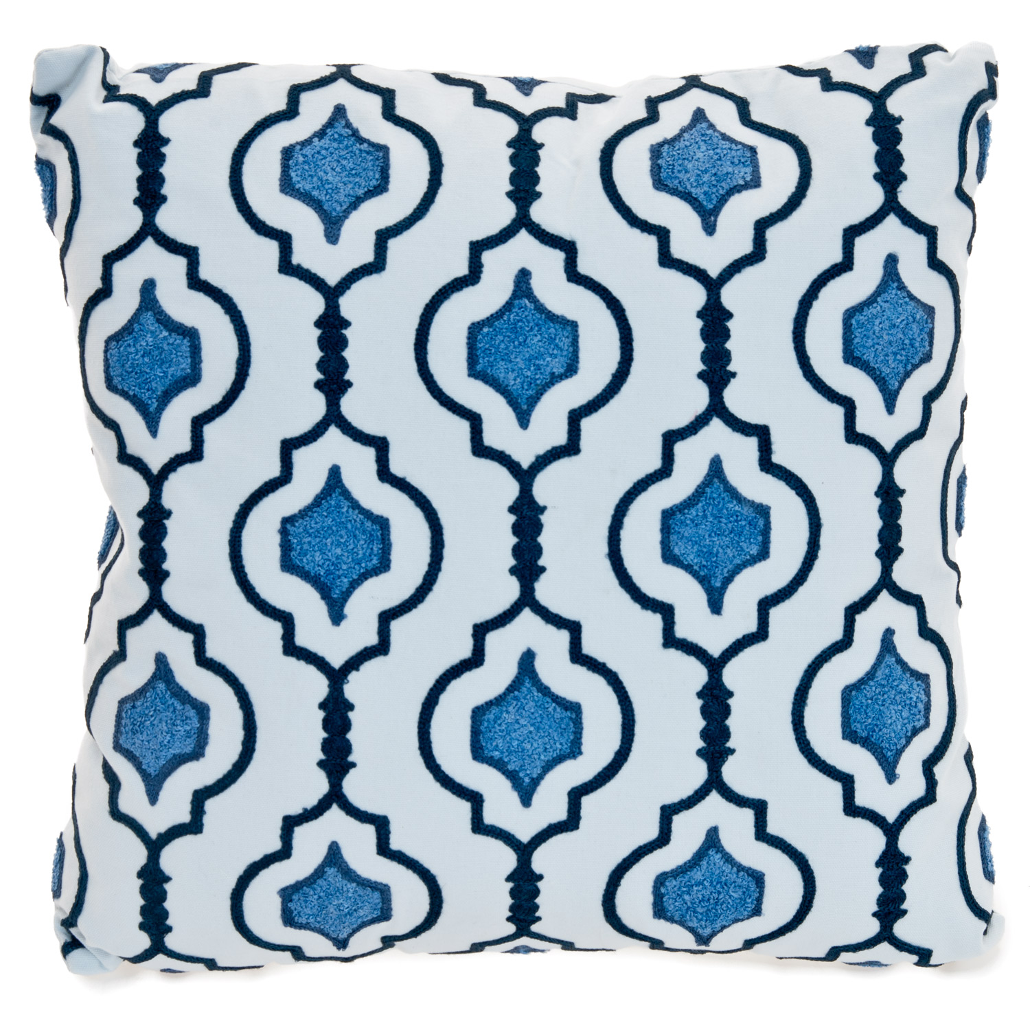 Image of Casa Moroccan Nights Cushion, Blue