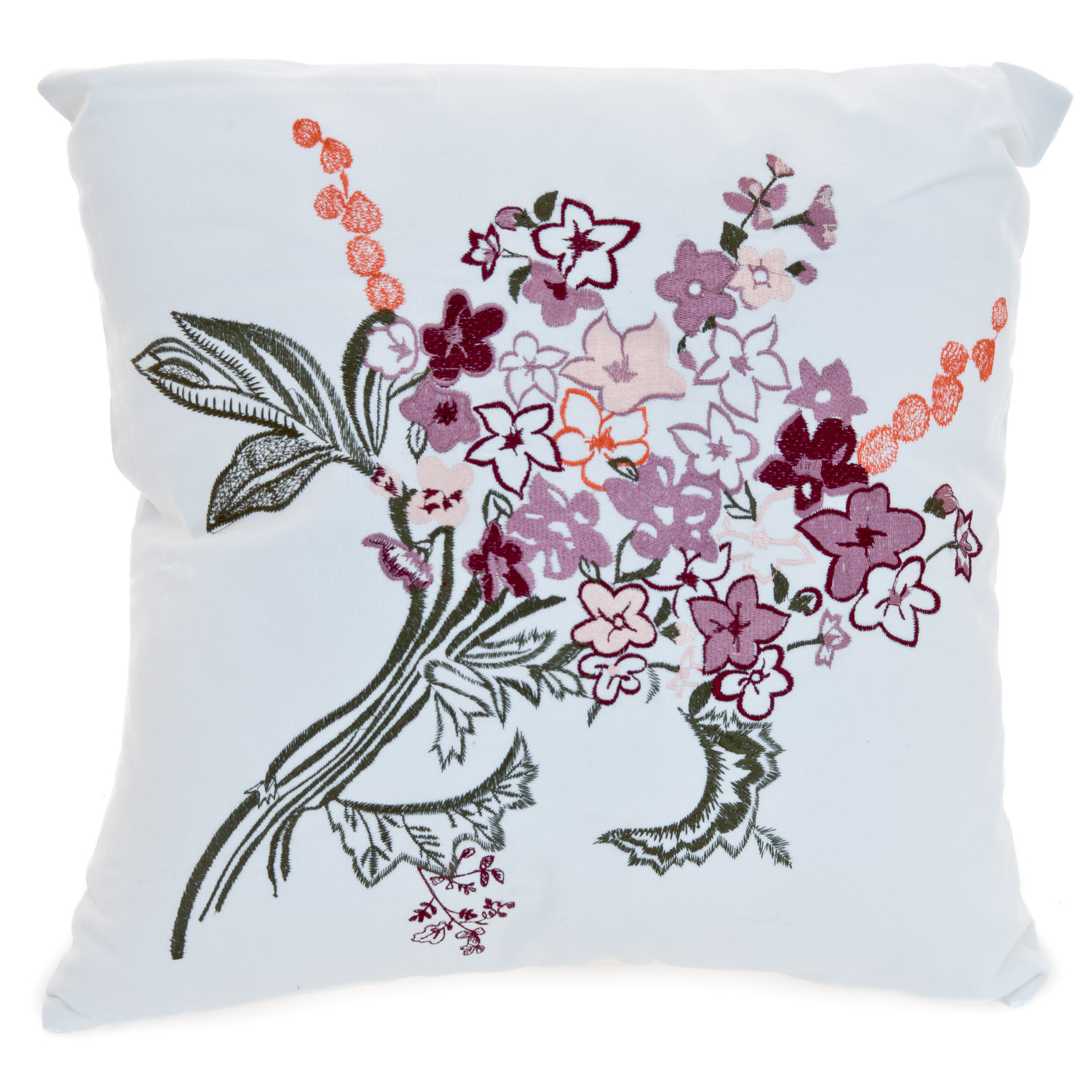 Image of Casa Fancy Floral Bouquet Cushion