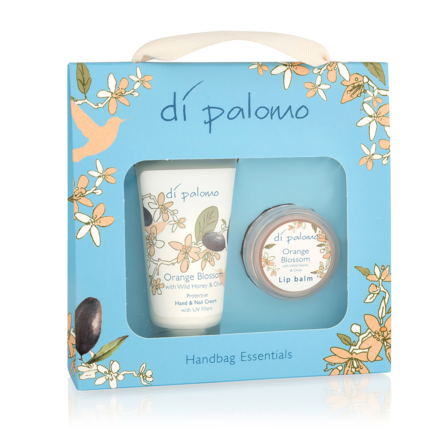 Image of Di Palomo Orange Blossom Handbag Essentials Set