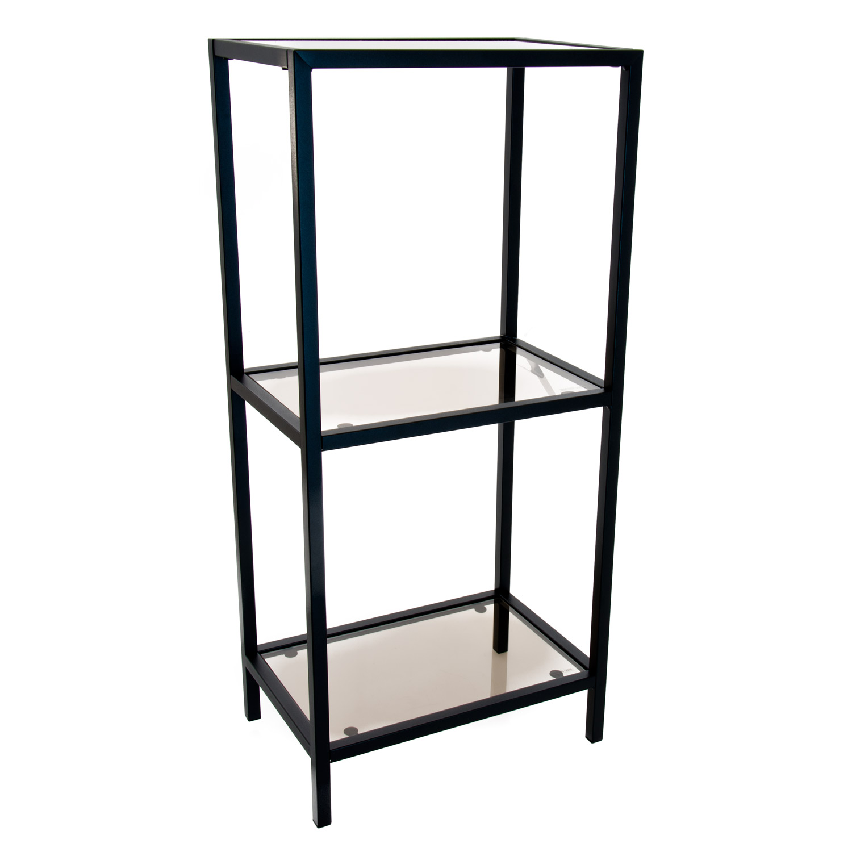Image of Casa Spa 3 Tier Shelf Unit, Black