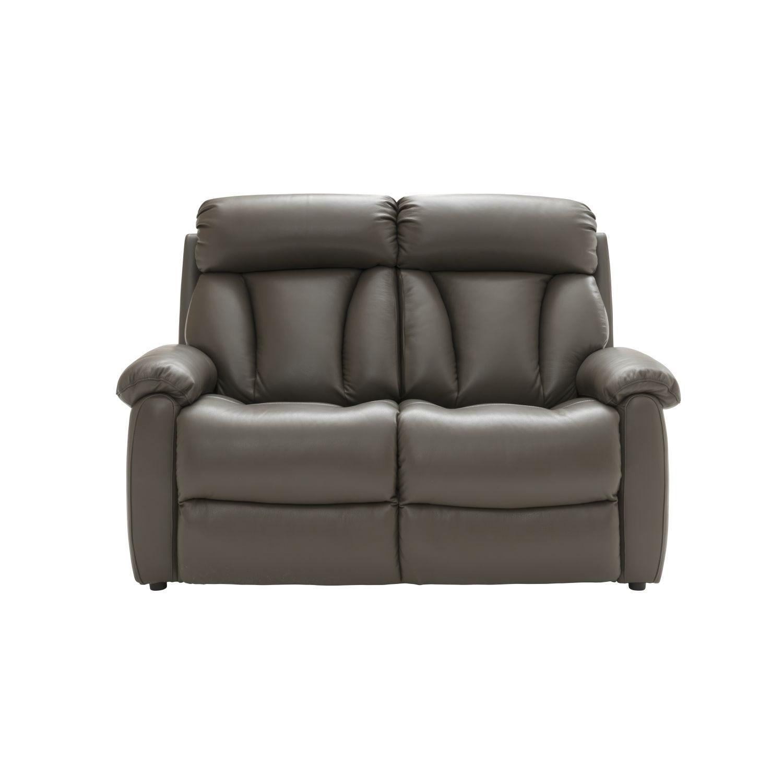 Image of La-Z-Boy Georgina 2 Seater Leather Sofa