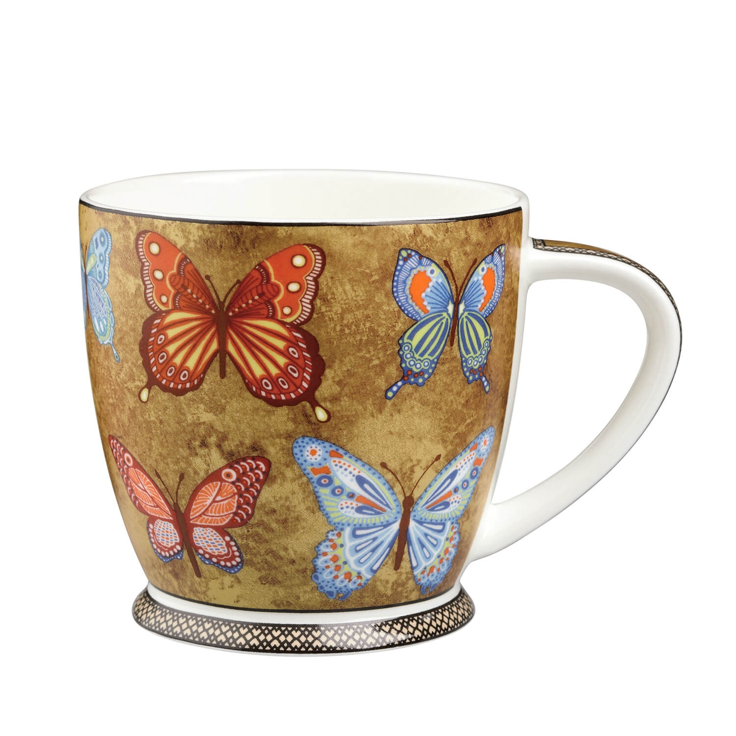 Image of Churchill China Golden Monarch Dee Mug, Gold