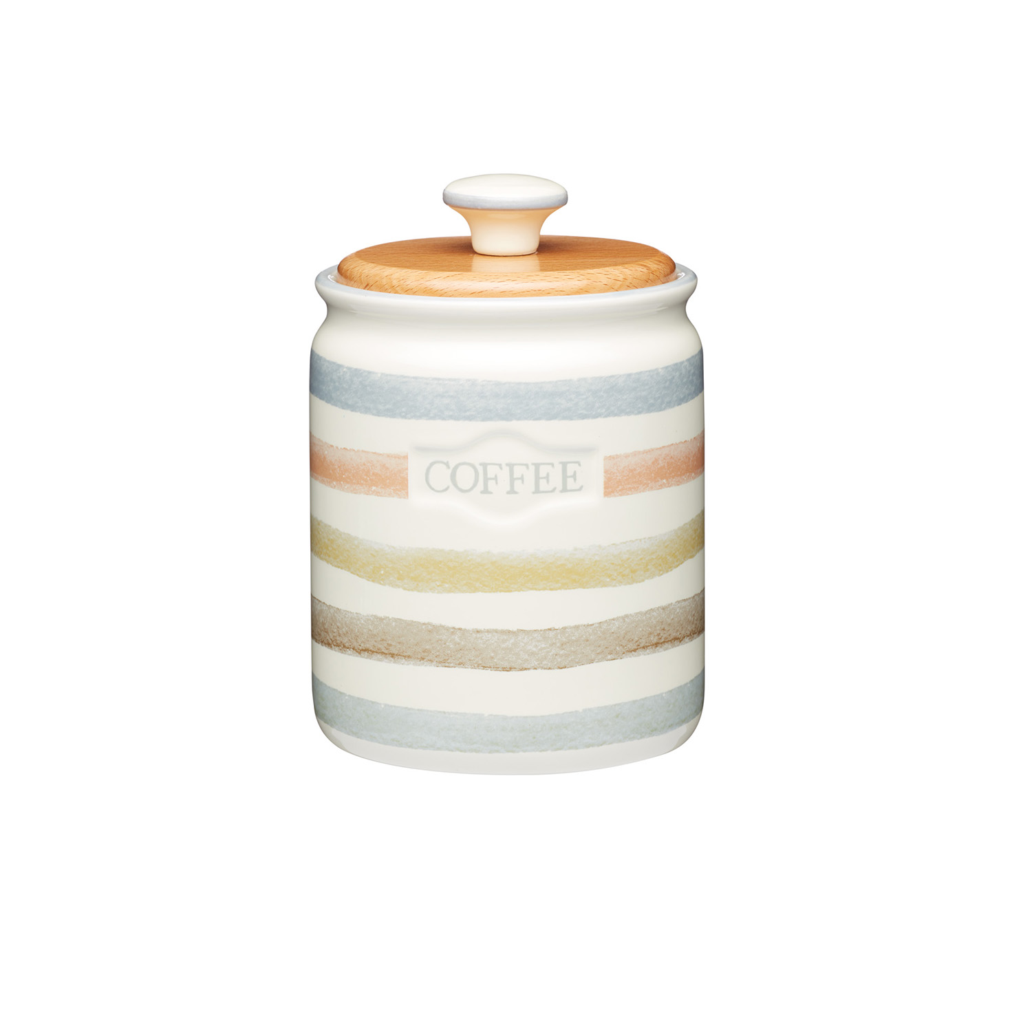 Image of Classic Coffee Canister 800ml, Cream