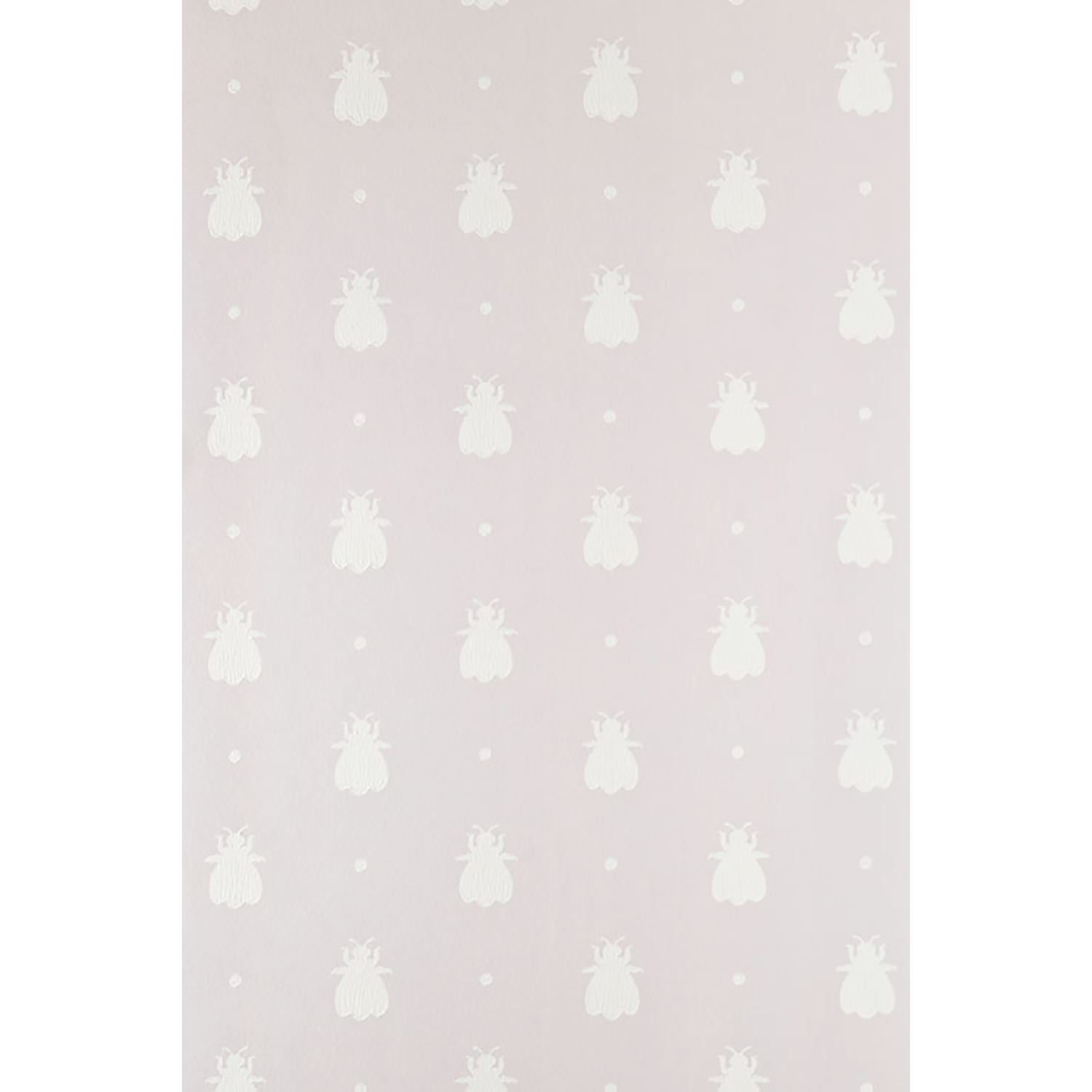 Image of Farrow And Ball Bumble Bee Wallpaper 5-16, Cream/ Gold