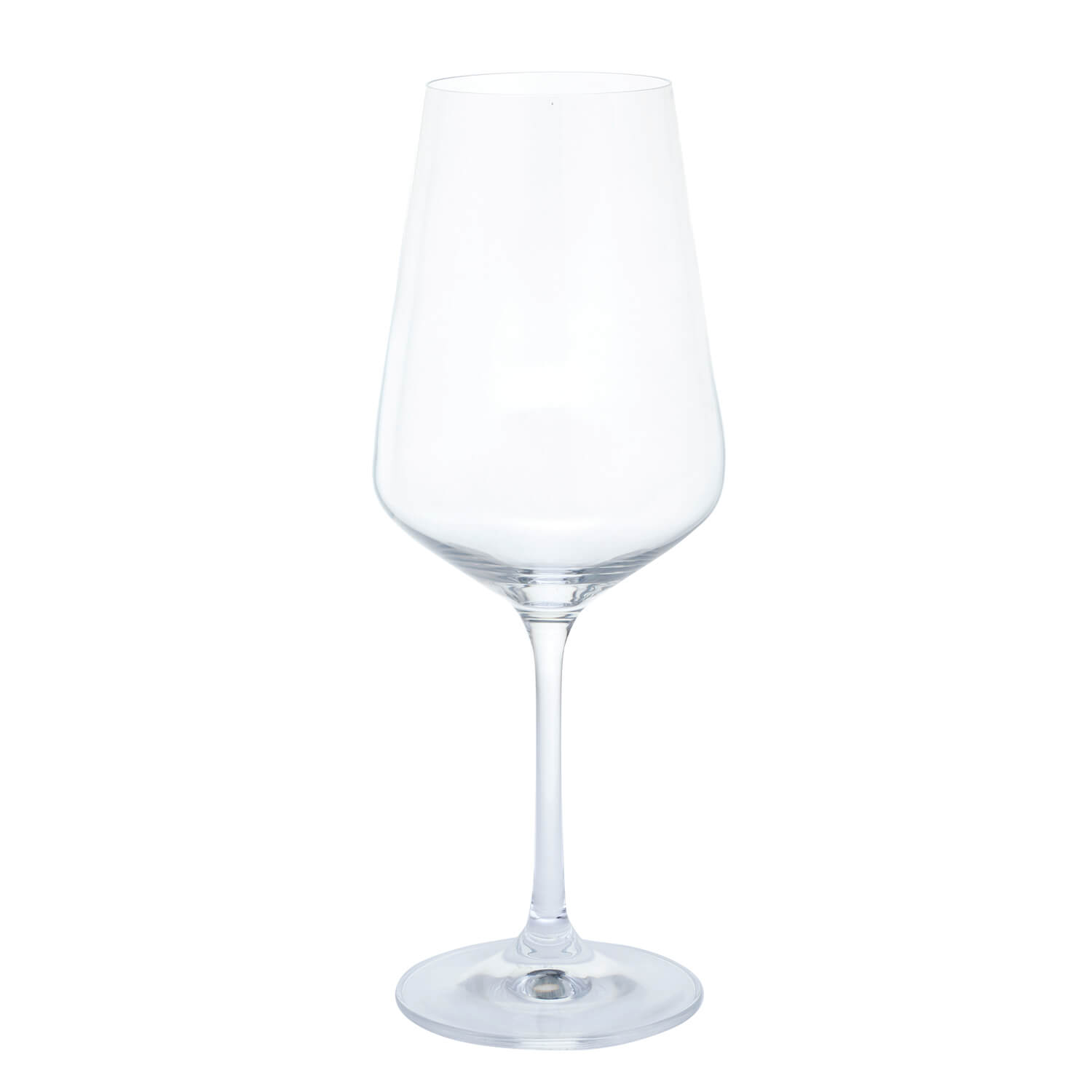 Image of Dartington Crystal Cheers Red Wine, Clear