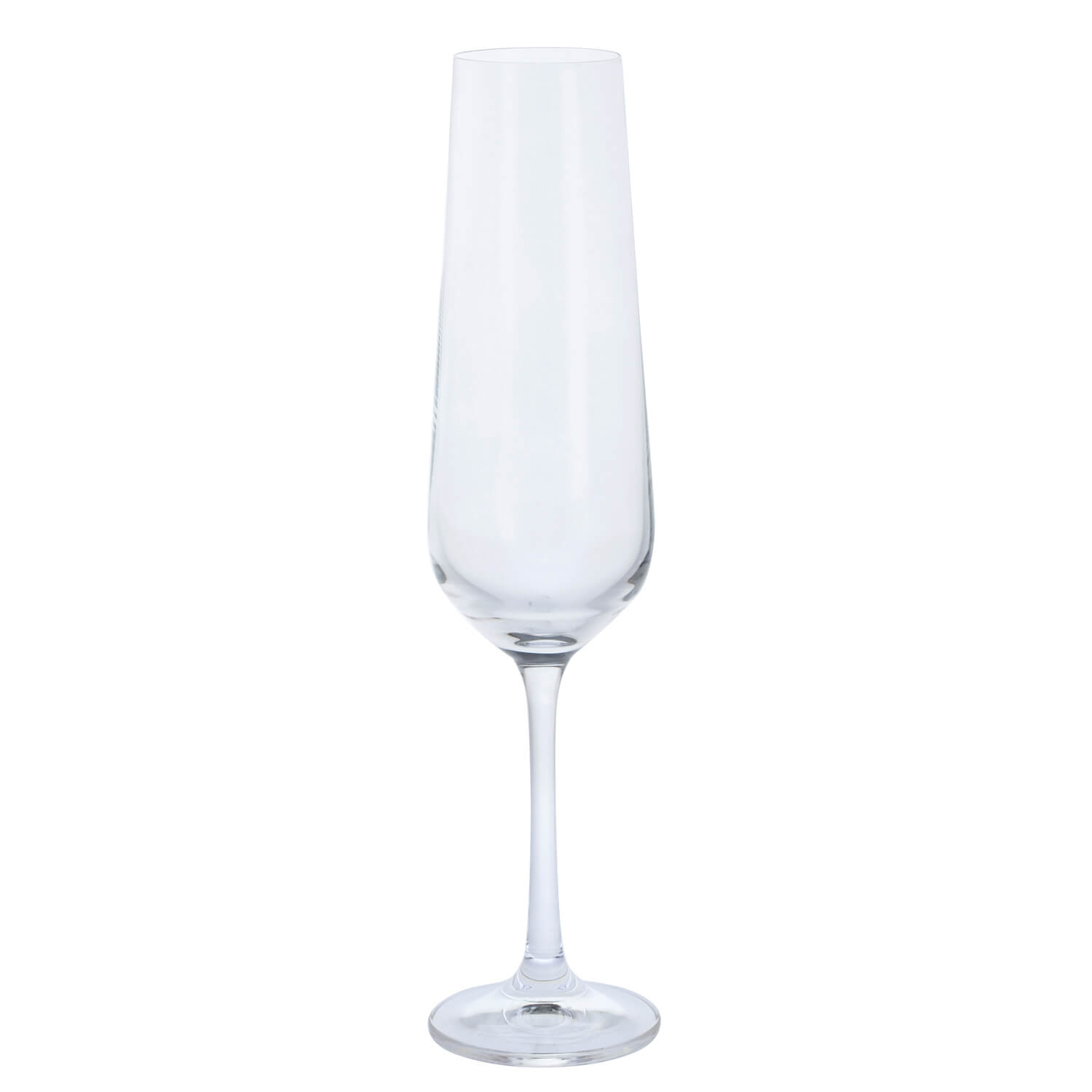 Image of Dartington Crystal Cheers Flute Glass, Clear