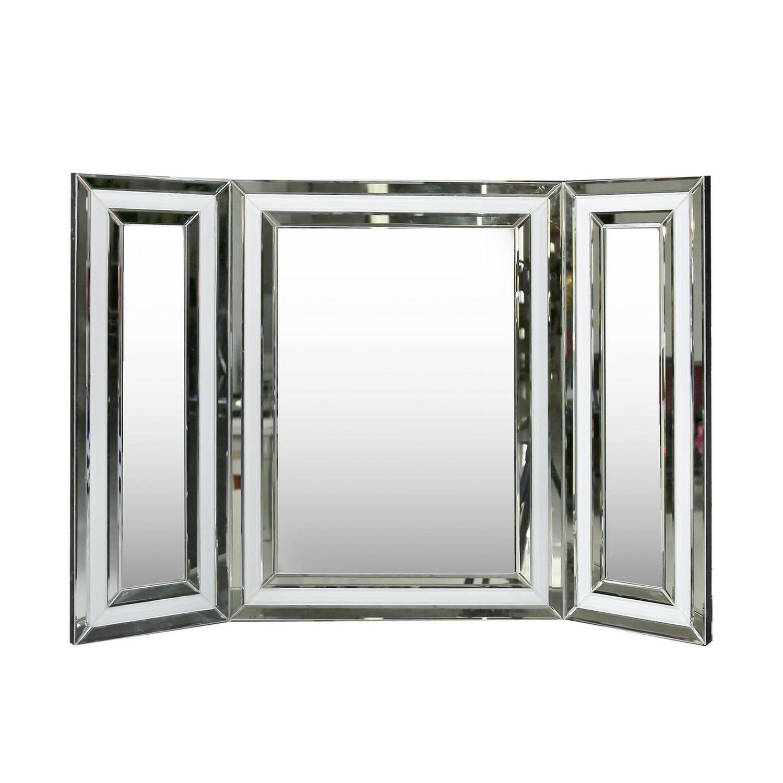 Image of Casa Blanco Vanity Mirror