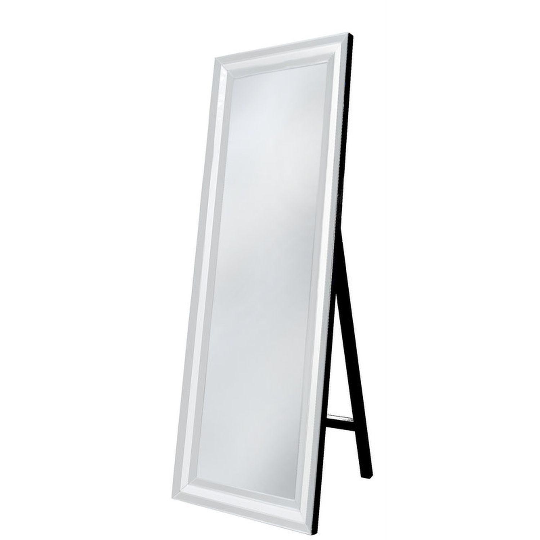 Image of Casa Blanco Floor Standing Mirror