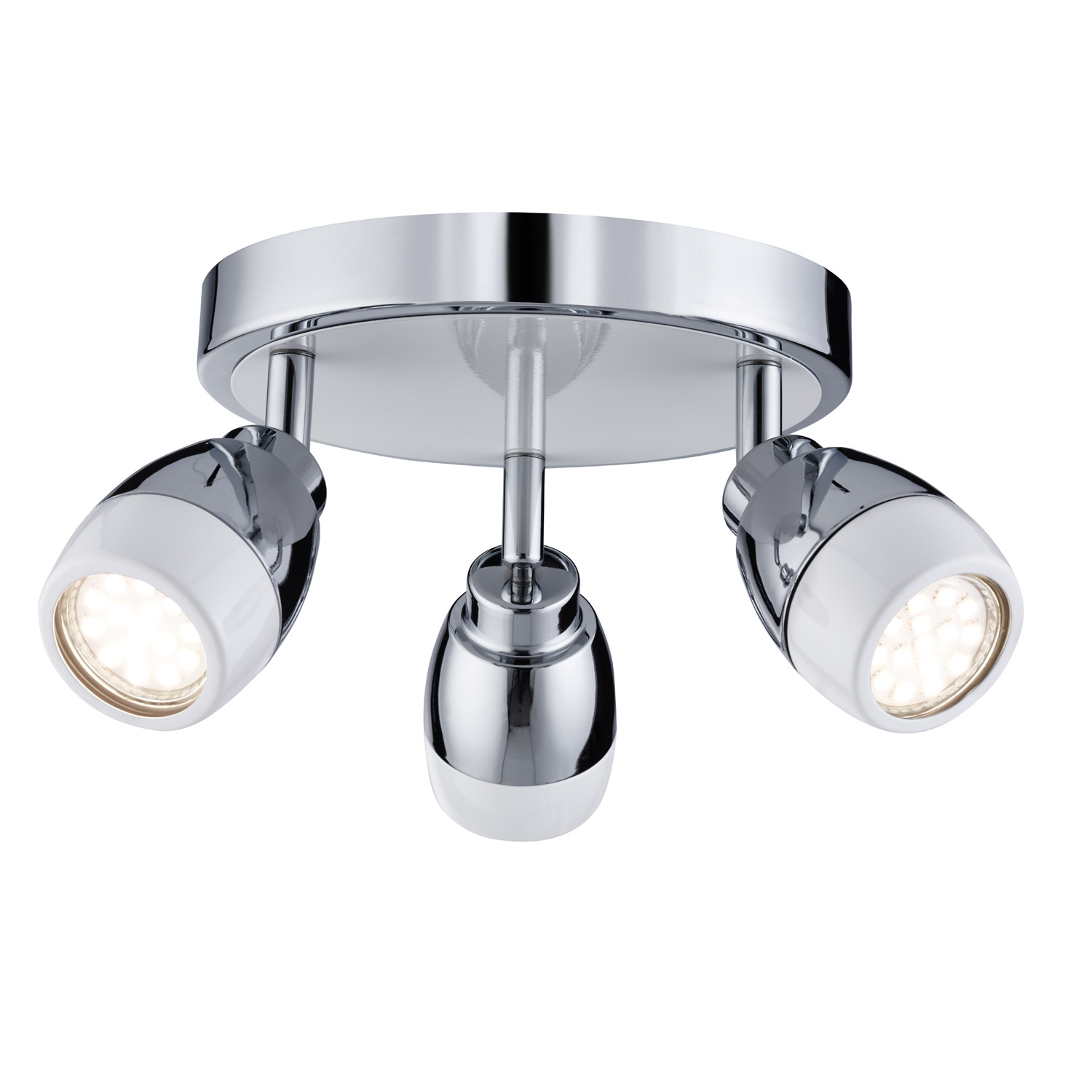 Image of Casa 3lt Spotlight, Chrome