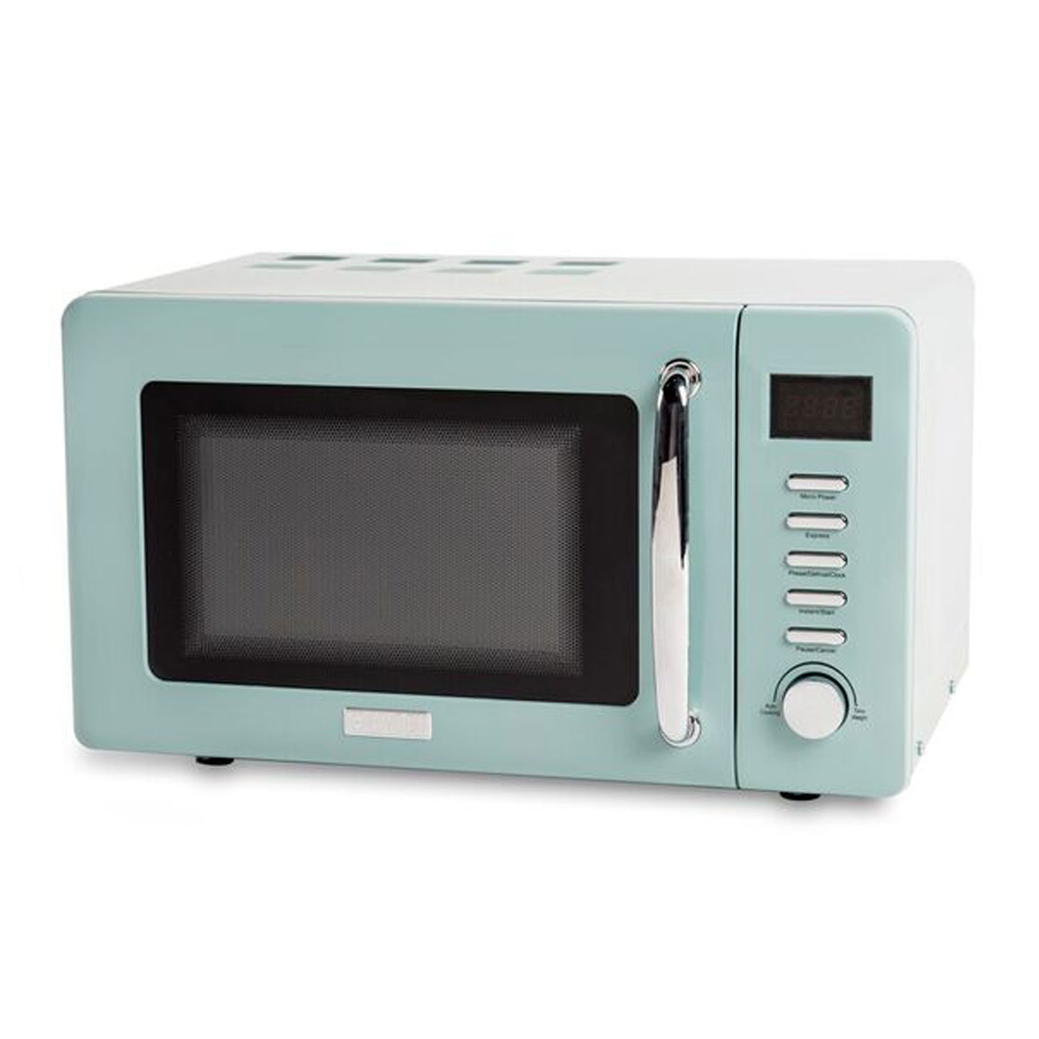 Image of Haden Cotswold Sage Microwave, Mint