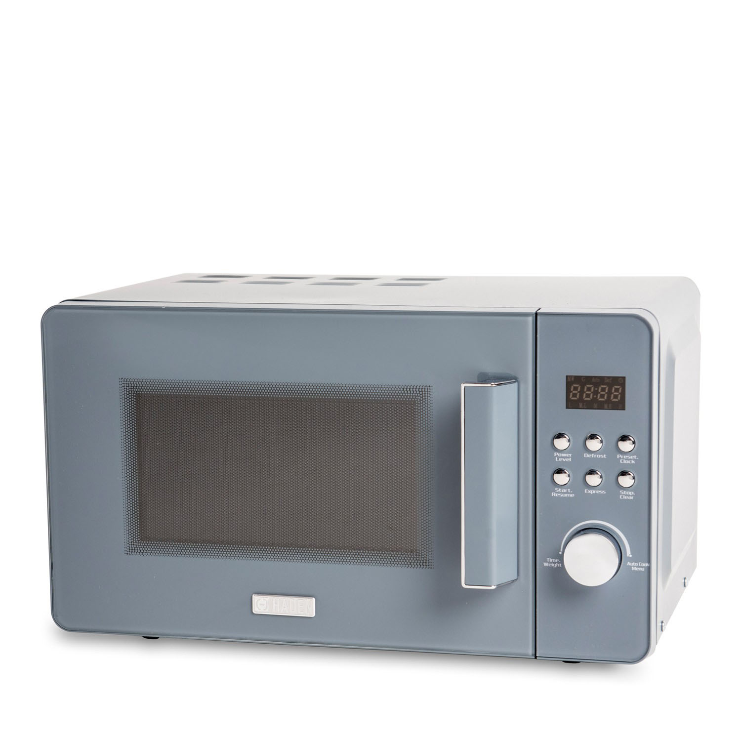 Image of Haden Perth Microwave, Slate