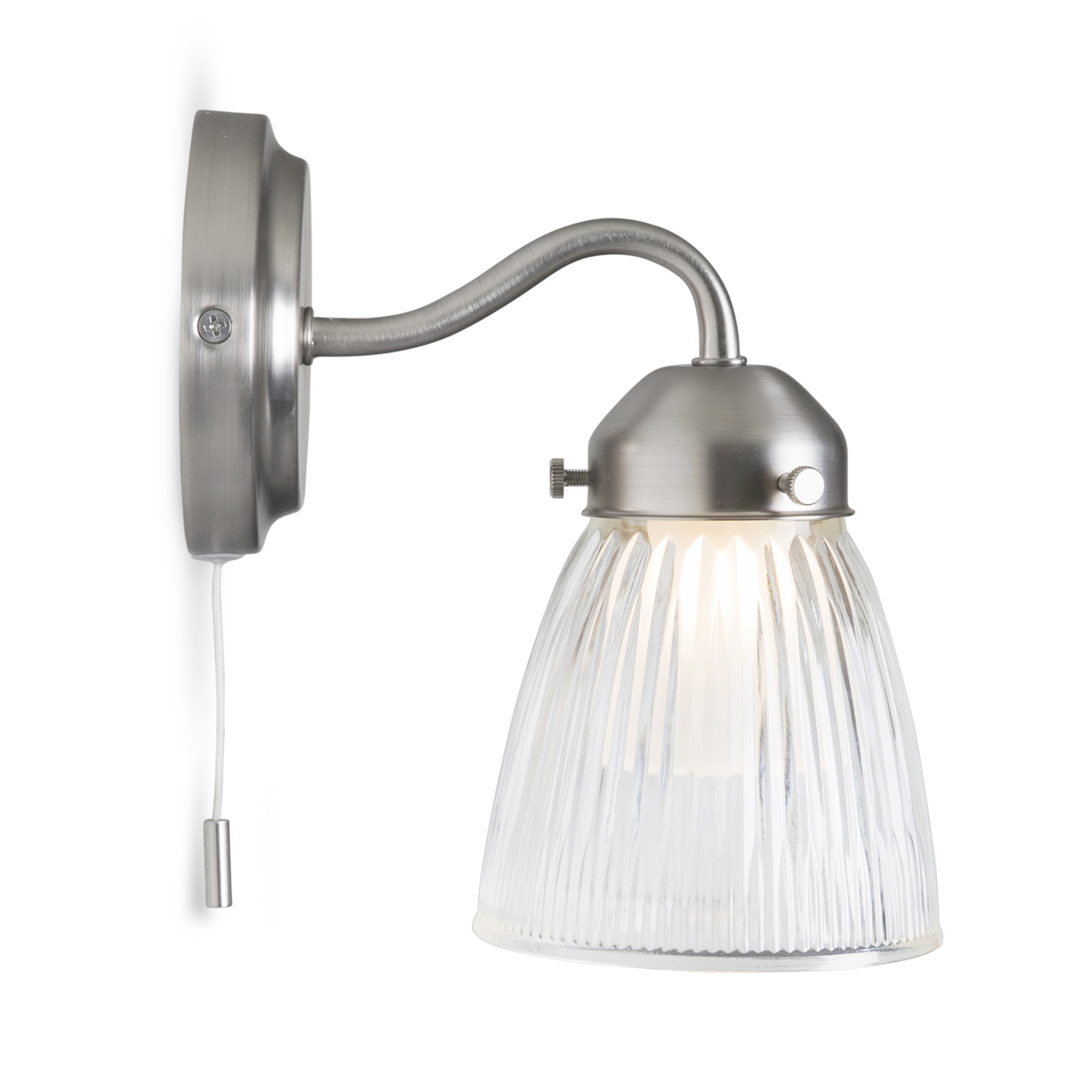 Image of Garden Trading Pimlico Bathroom Light, Glass
