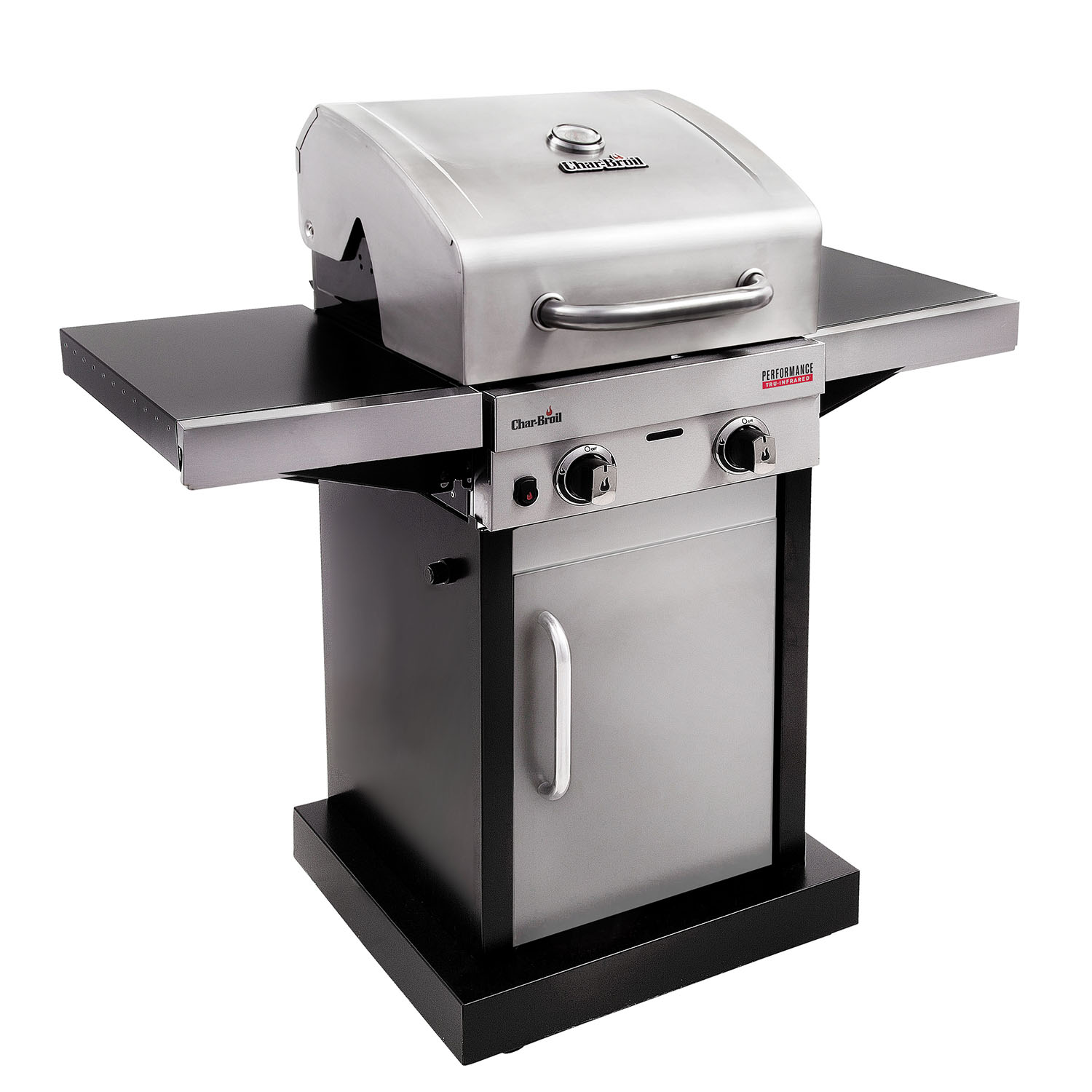 char broil performance 220s gas barbecue silver leekes