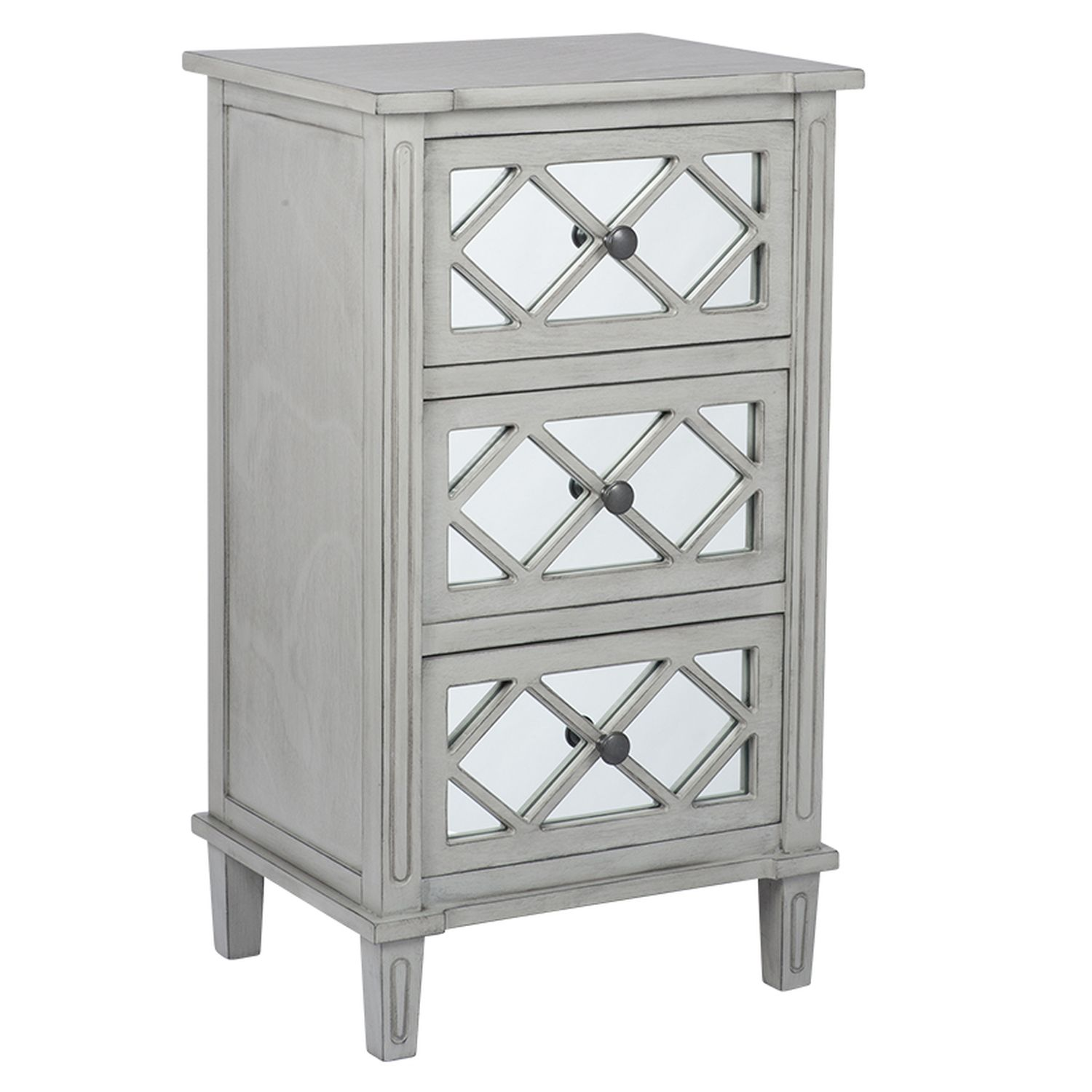 Image of Casa Puglia 3 Drawer Chest