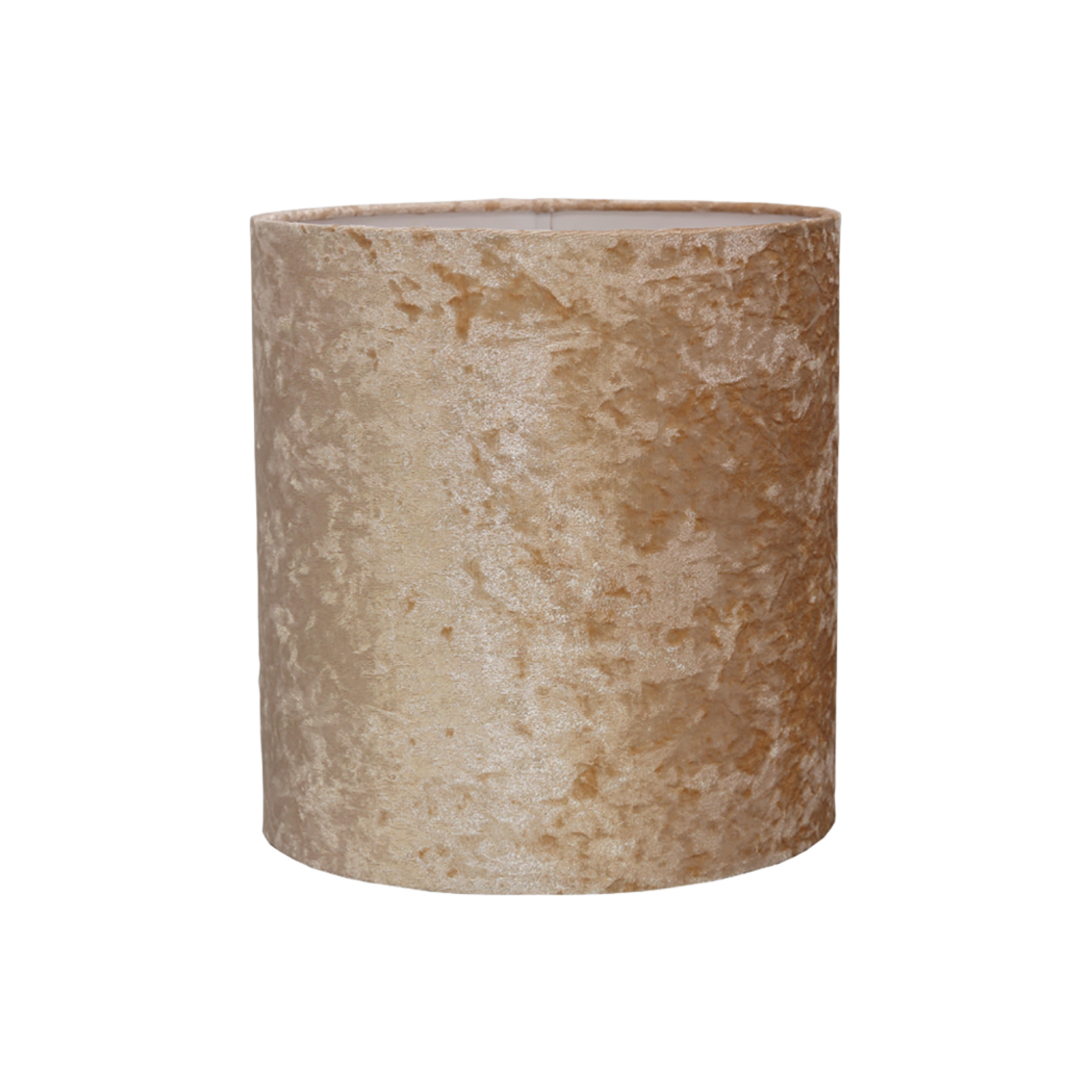 "10"" Cylinder Ceiling Lamp Shade, Mink"