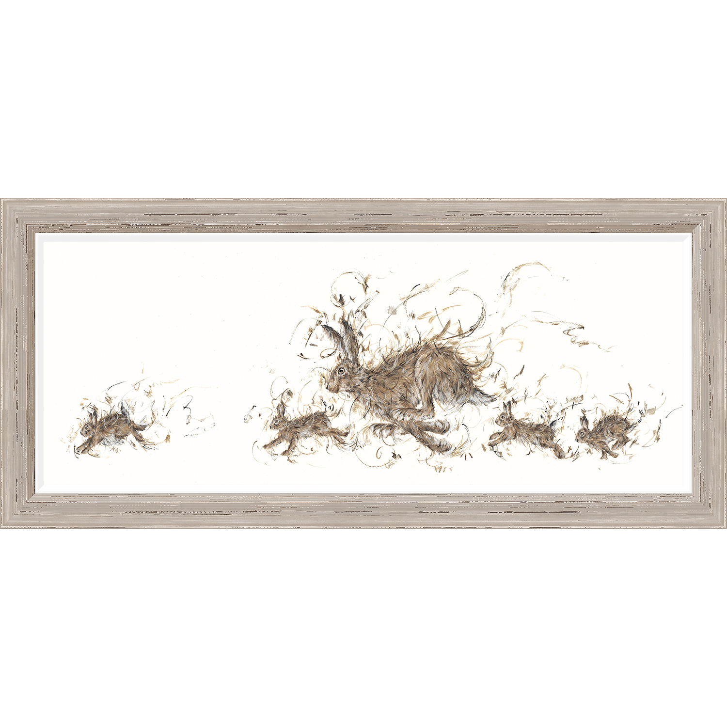 Image of A Grand Day Out Limited Edition Artwork by Aaminah Snowdon