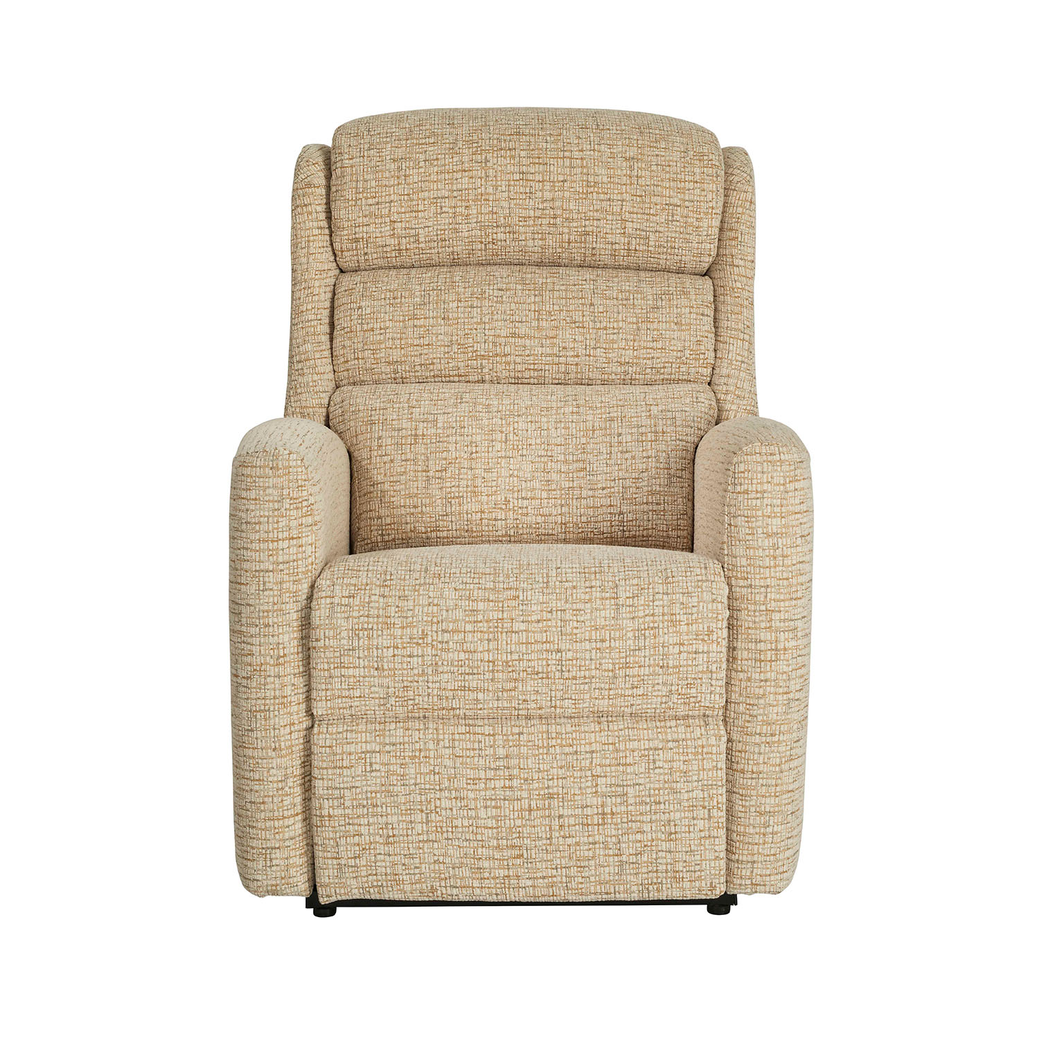 Image of Celebrity Somersby Petite Double Recliner Fabric Chair