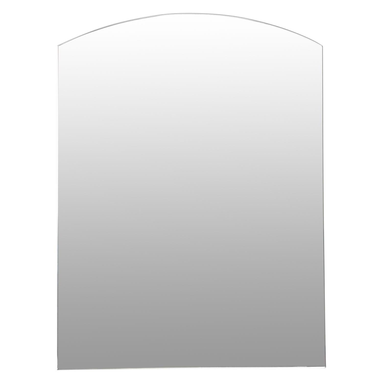 Image of Casa Milan Bathroom Mirror, Silver