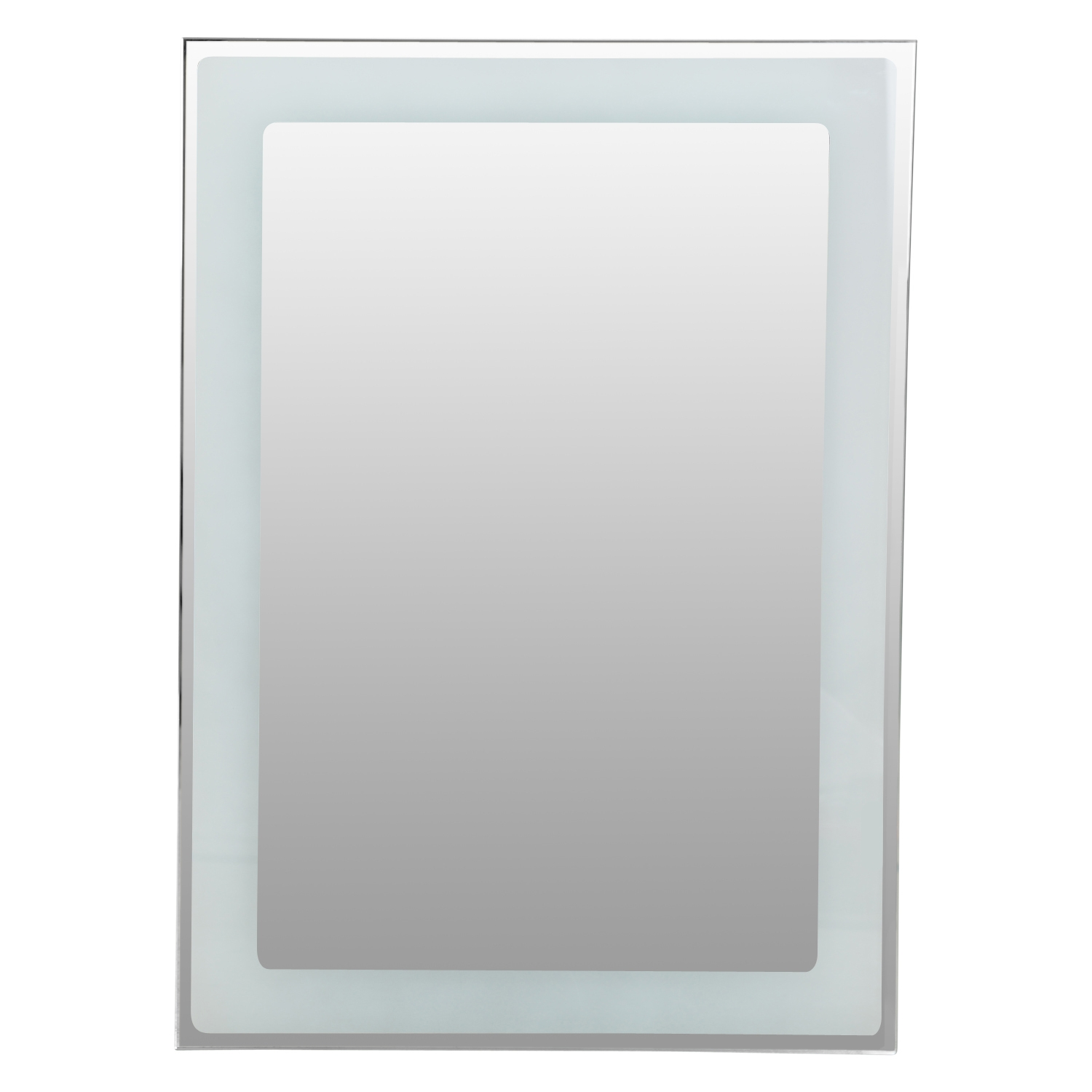 Image of Casa LED Mirror, Silver