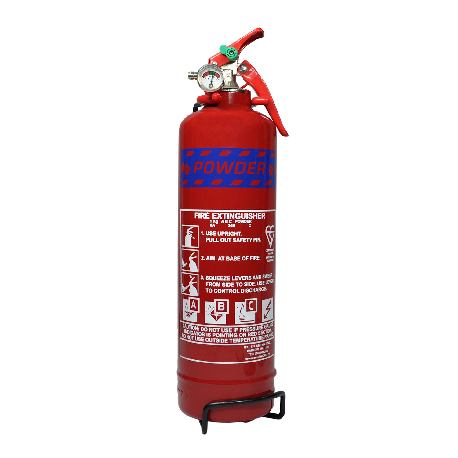 Image of Fire Angel 1Kg Fire Extinguisher