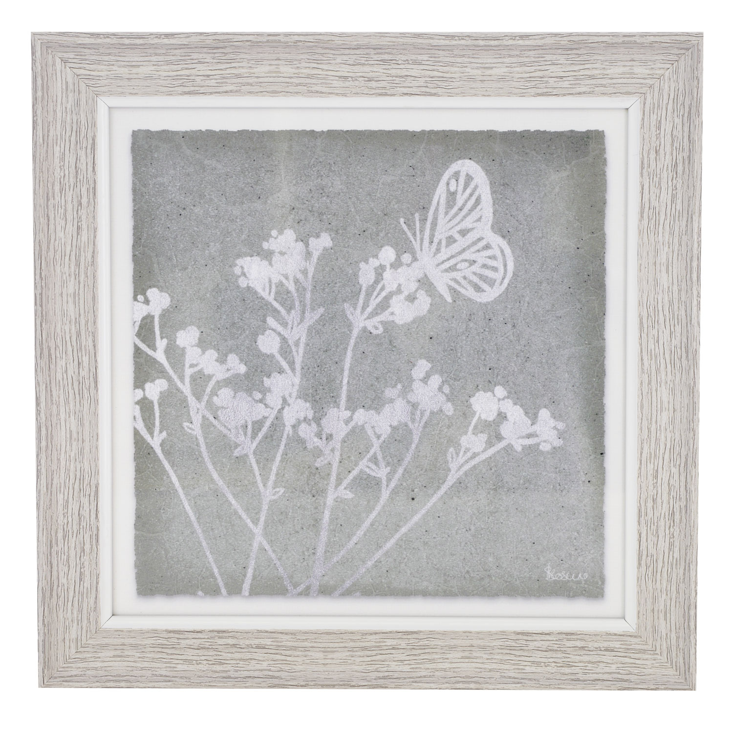 Image of Casa by Art Marketing The Butterfly Framed Art