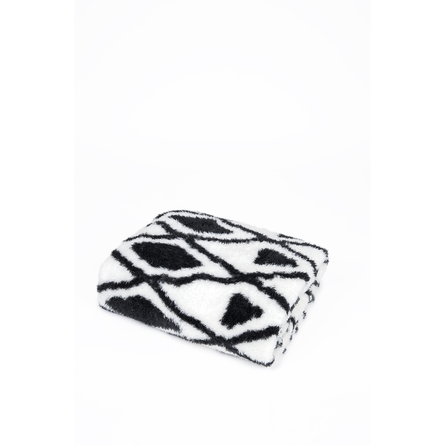 Image of Mistral Berber Sherpa Throw, White