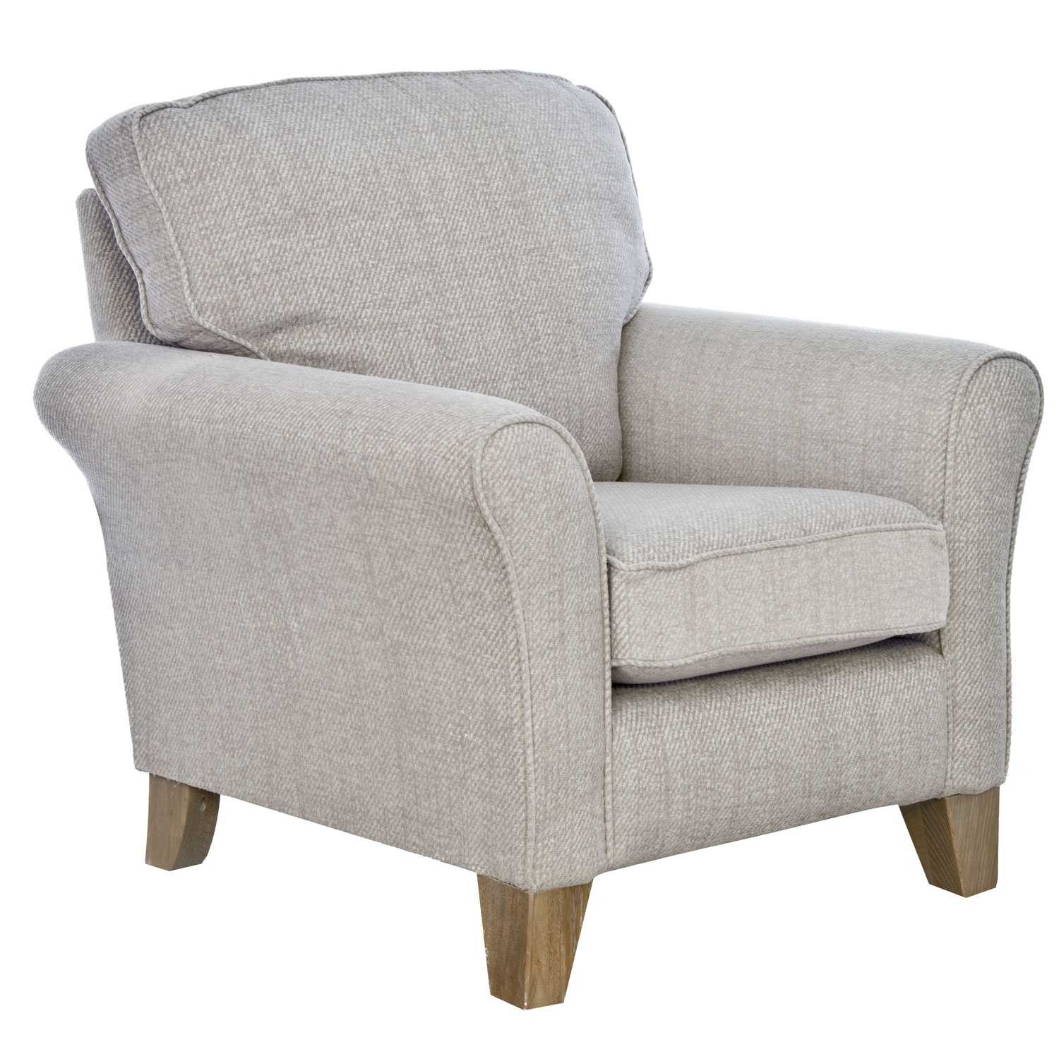 Image of Casa Georgia Accent Fabric Chair