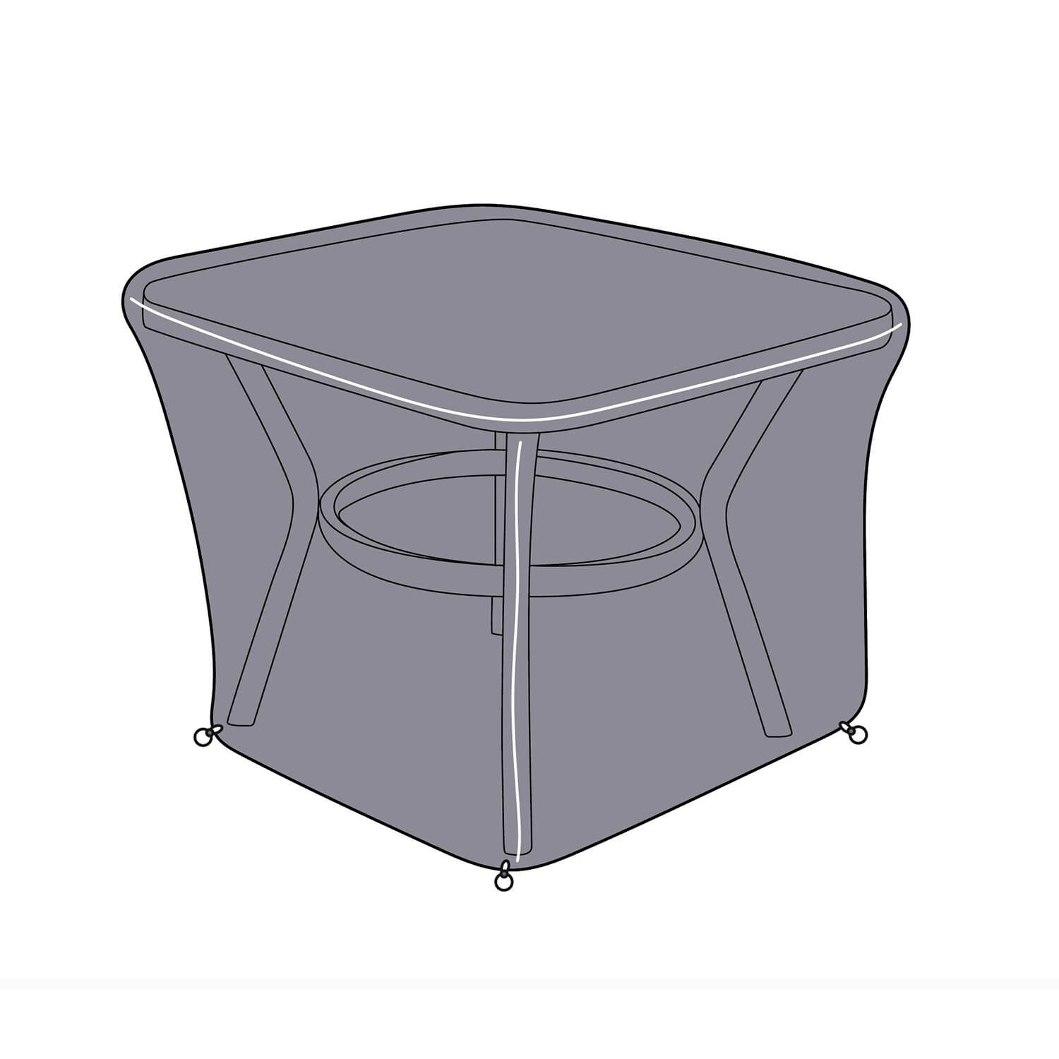 Image of Jamie Oliver Corner Grilling Outdoor Cover