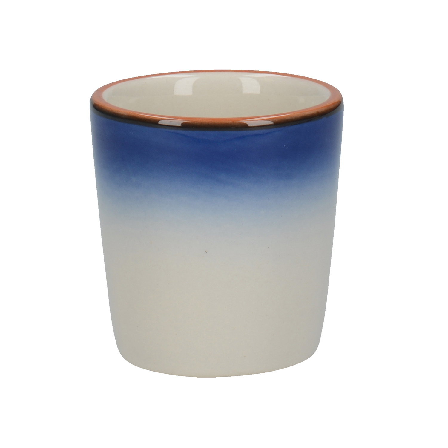 Image of Drift Egg Cup, Ombre Blue