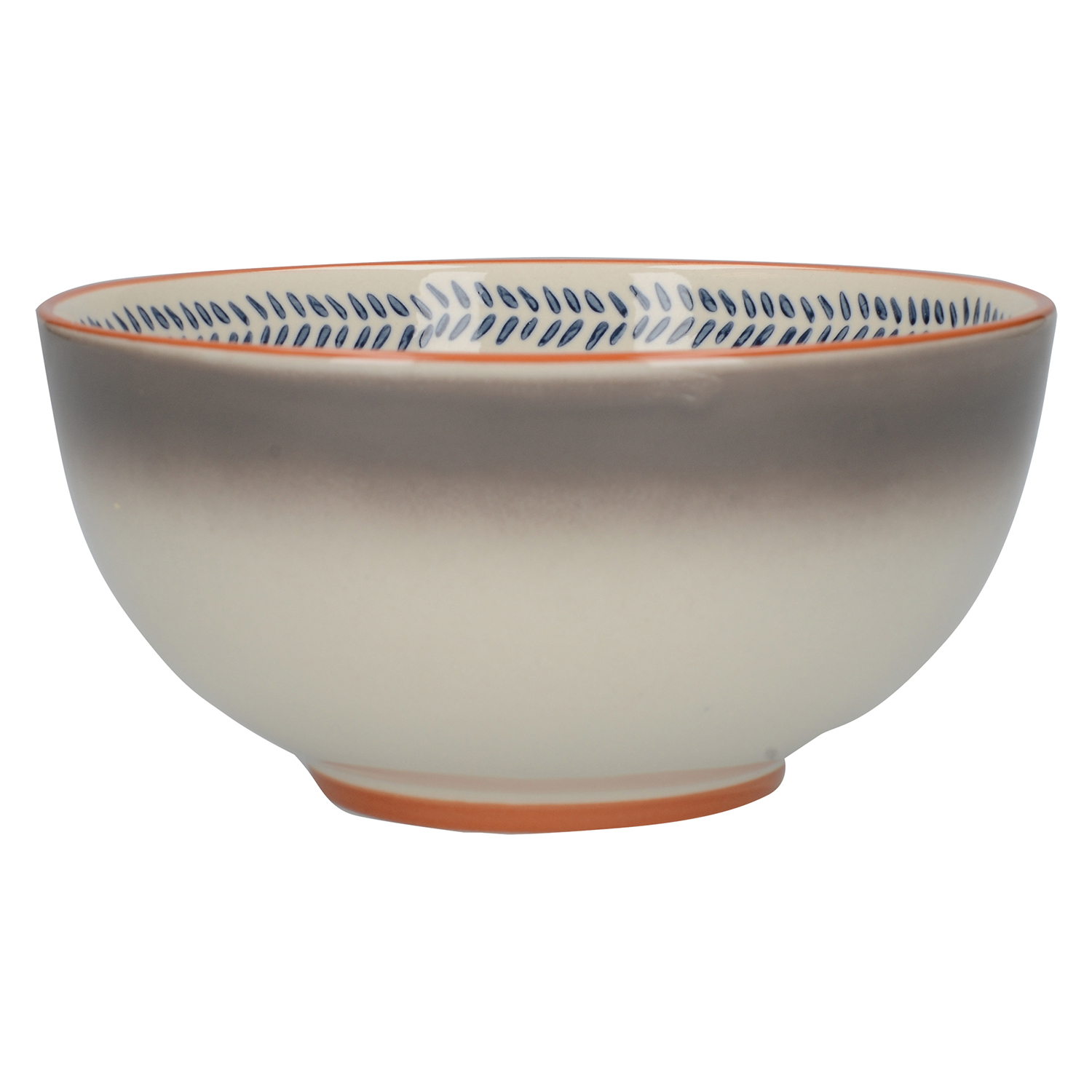 Image of Drift Cereal Bowl, Ombre Grey