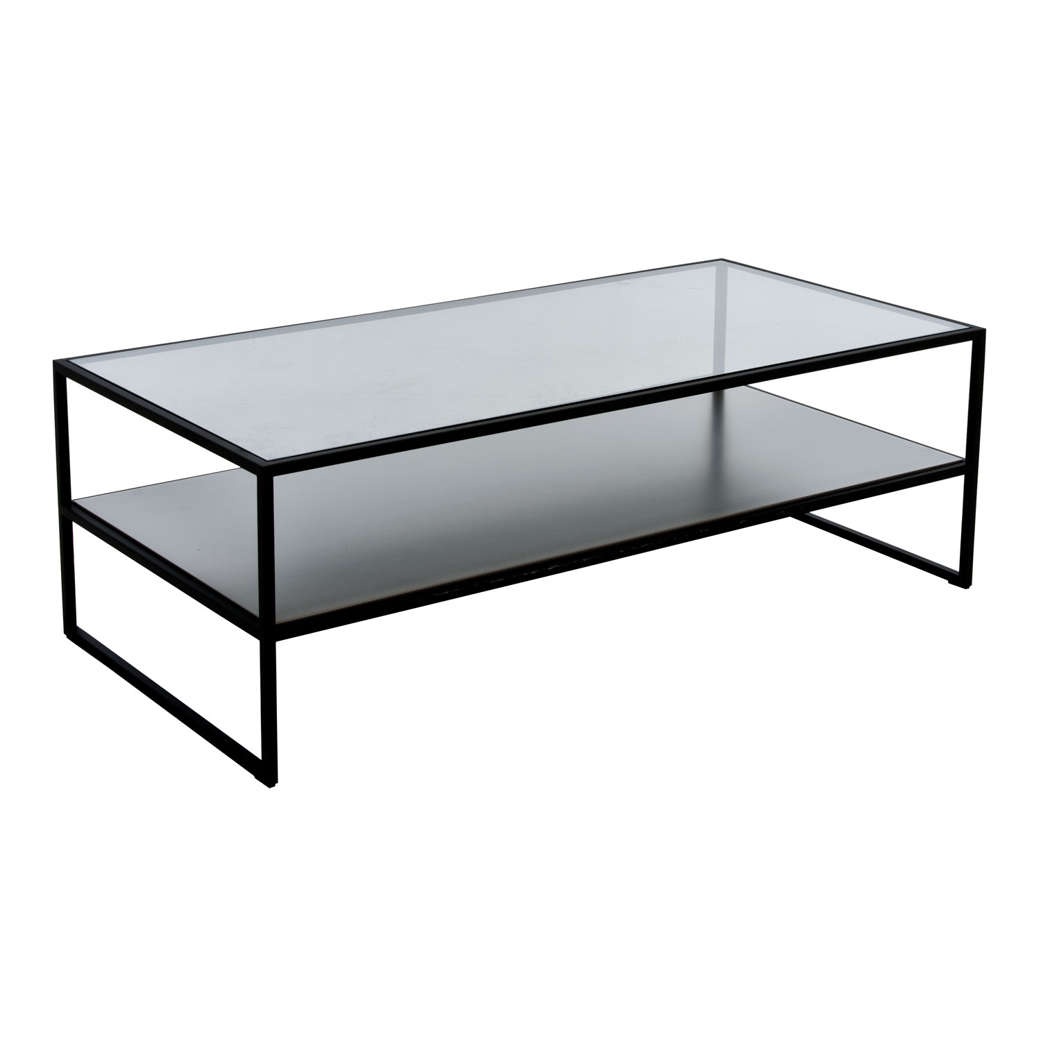 Image of Casa Tribeca Coffee Table With Shelf