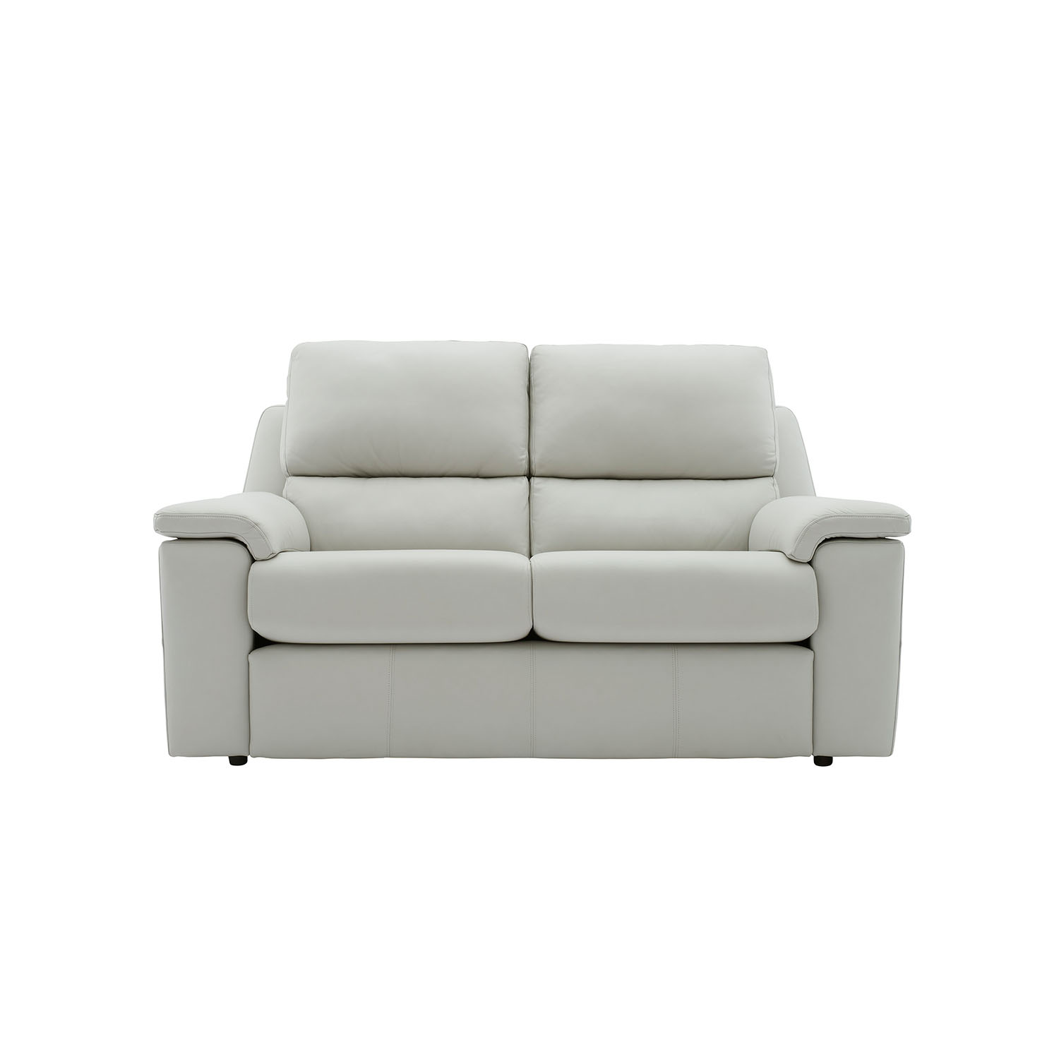 Image of G Plan Taylor 2 Seater Power Recliner Leather Sofa