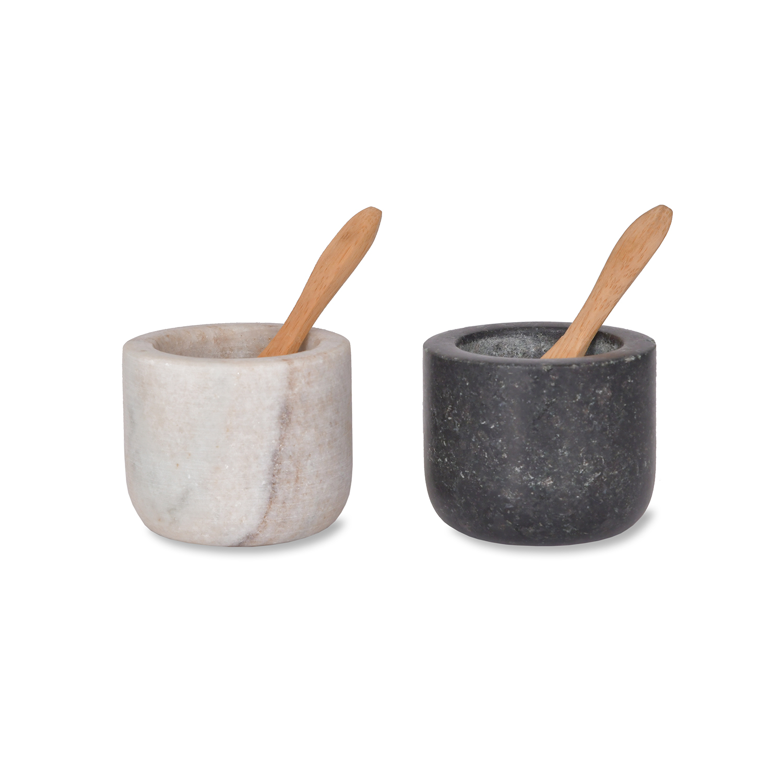 Image of Garden Trading Brompton Salt And Pepper Pots