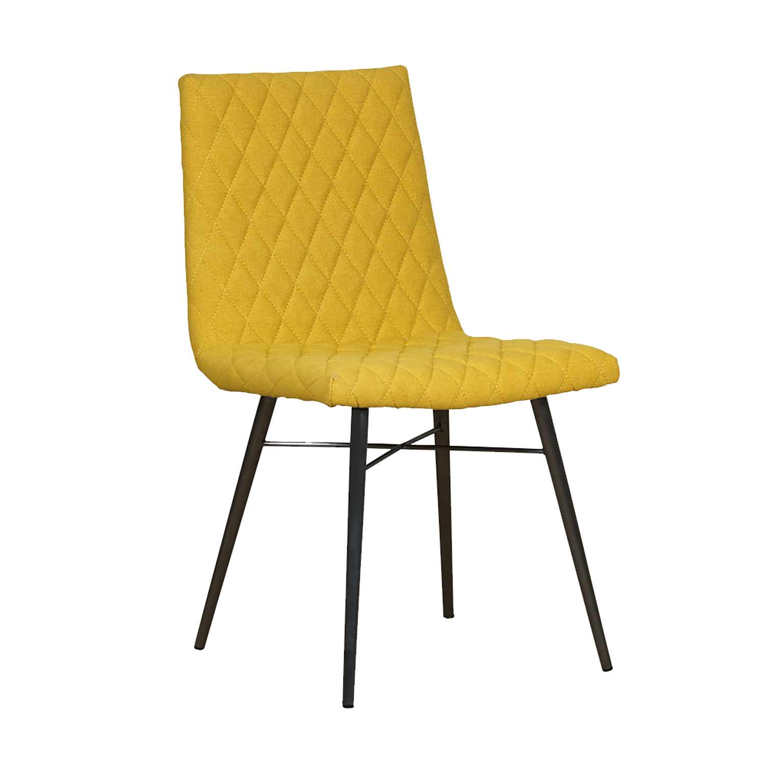 Image of Casa Amsterdam Quilted Back Dining Chair