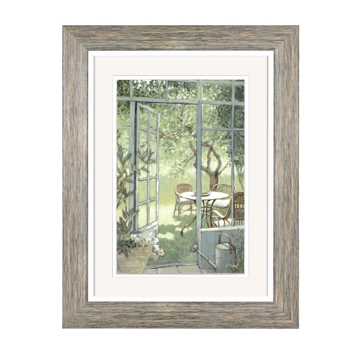 Image of Art Marketing, The Good Life Framed Print
