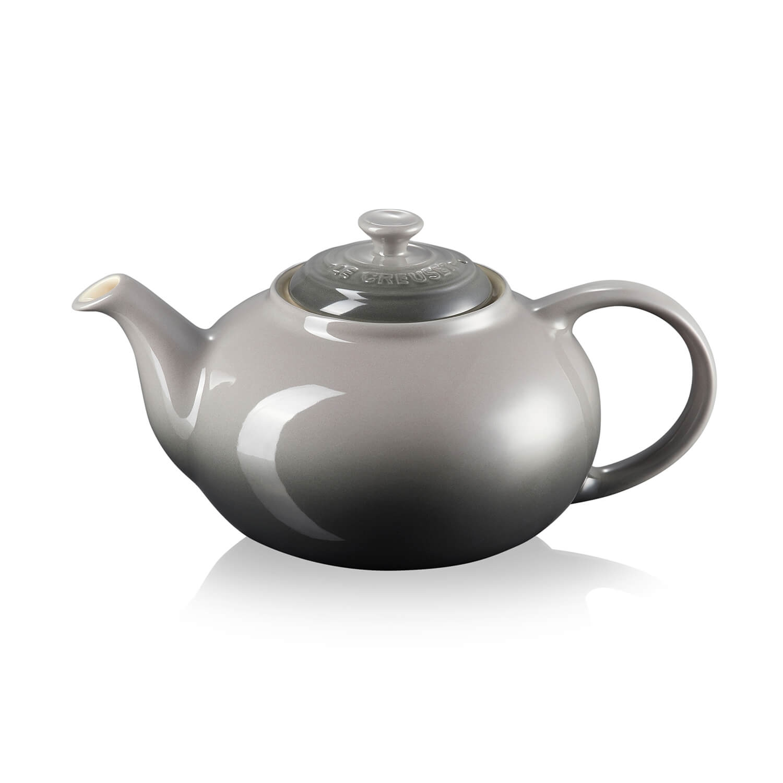 Image of Le Creuset Classic Teapot, Flint